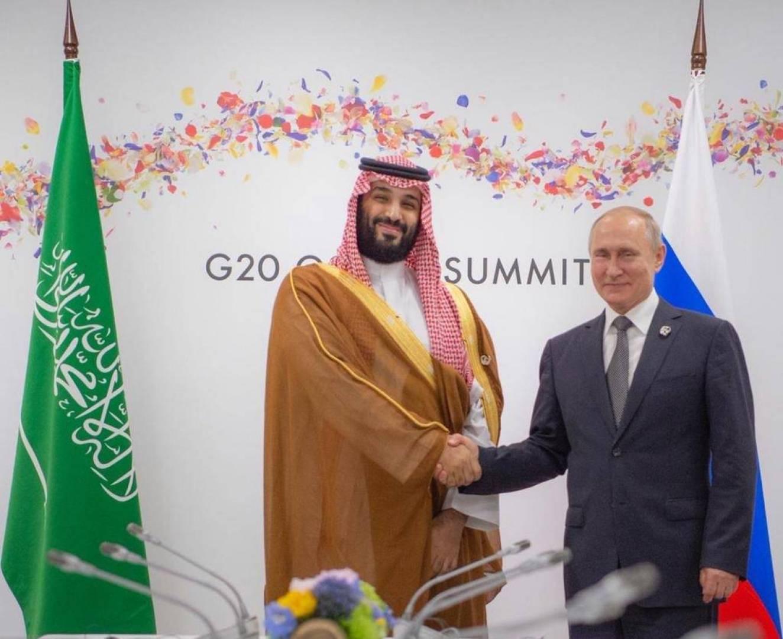 لقاء بين بن سلمان وبوتين على هامش قمة الـ20