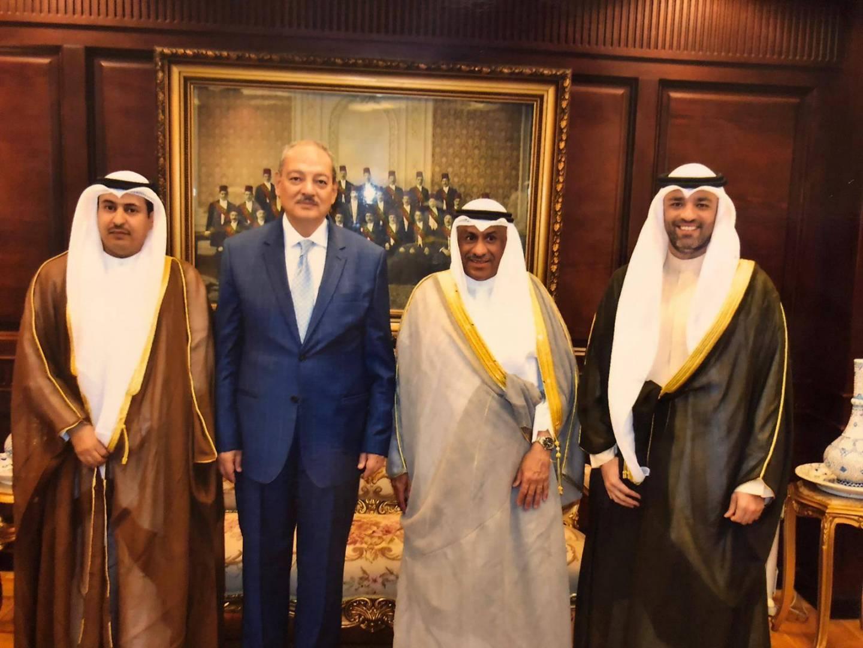 الاجتماع التأسيسى لجمعية النواب العموم العرب