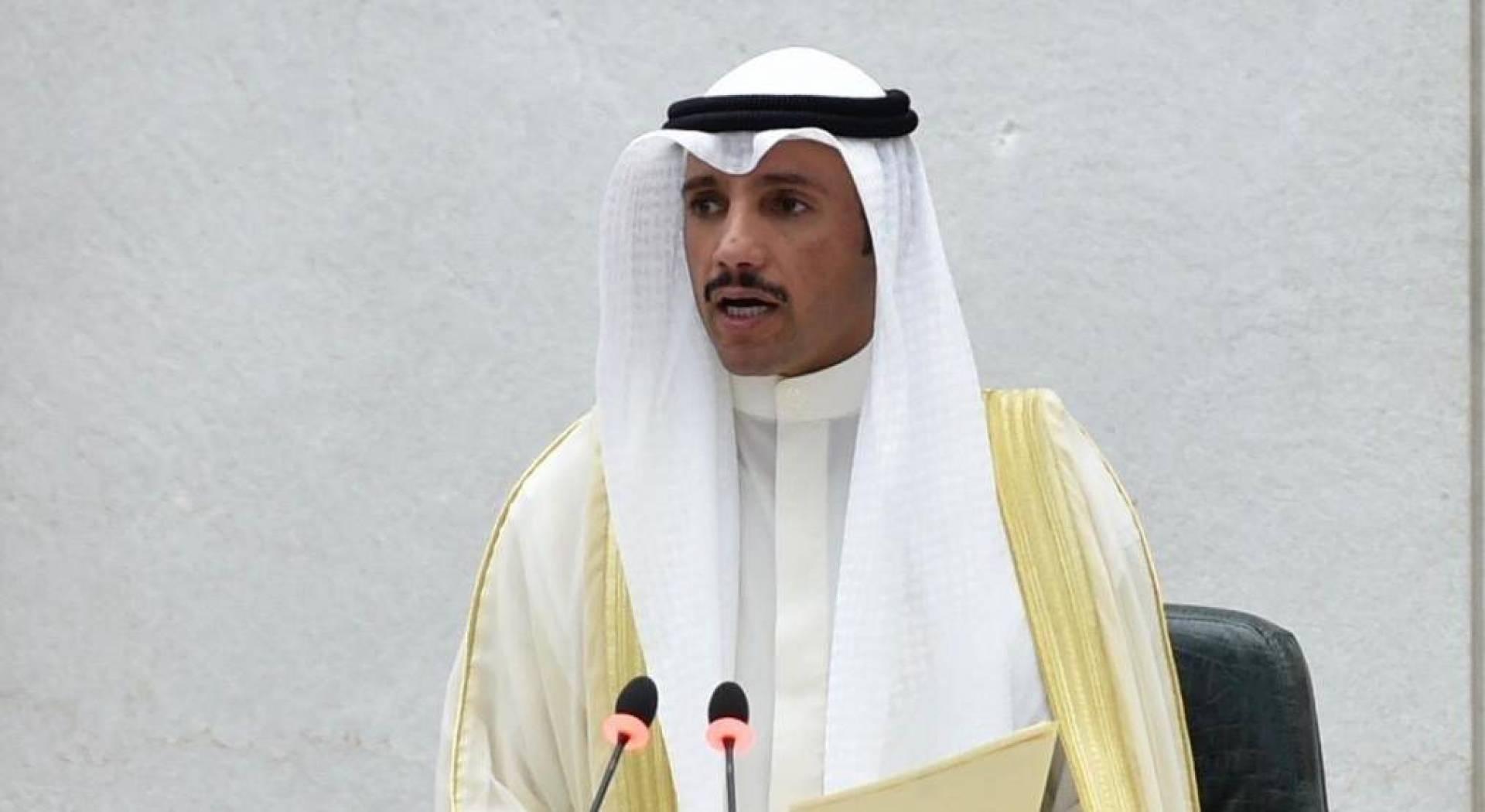 رئيس مجلس الأمة مرزوق الغانم