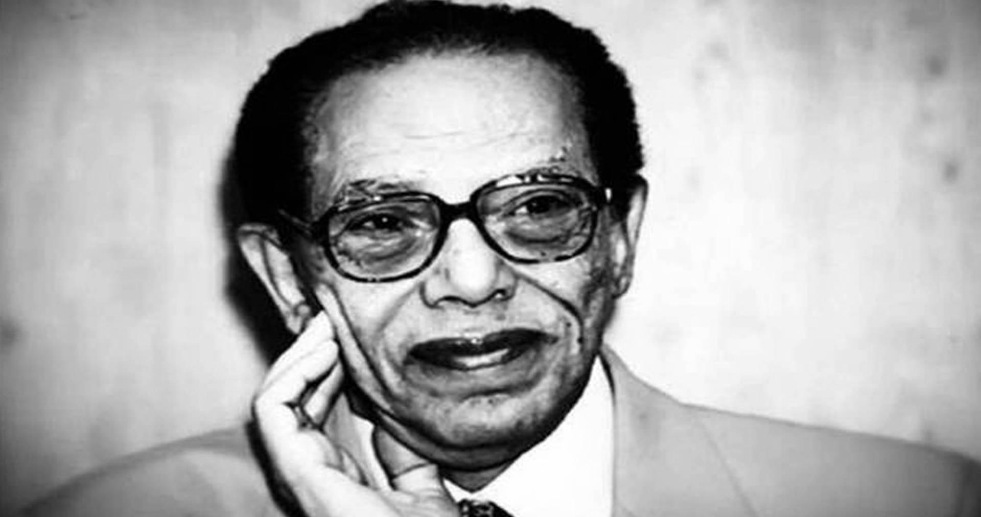 الدكتور مصطفى محمود.. صورة أرشيفية
