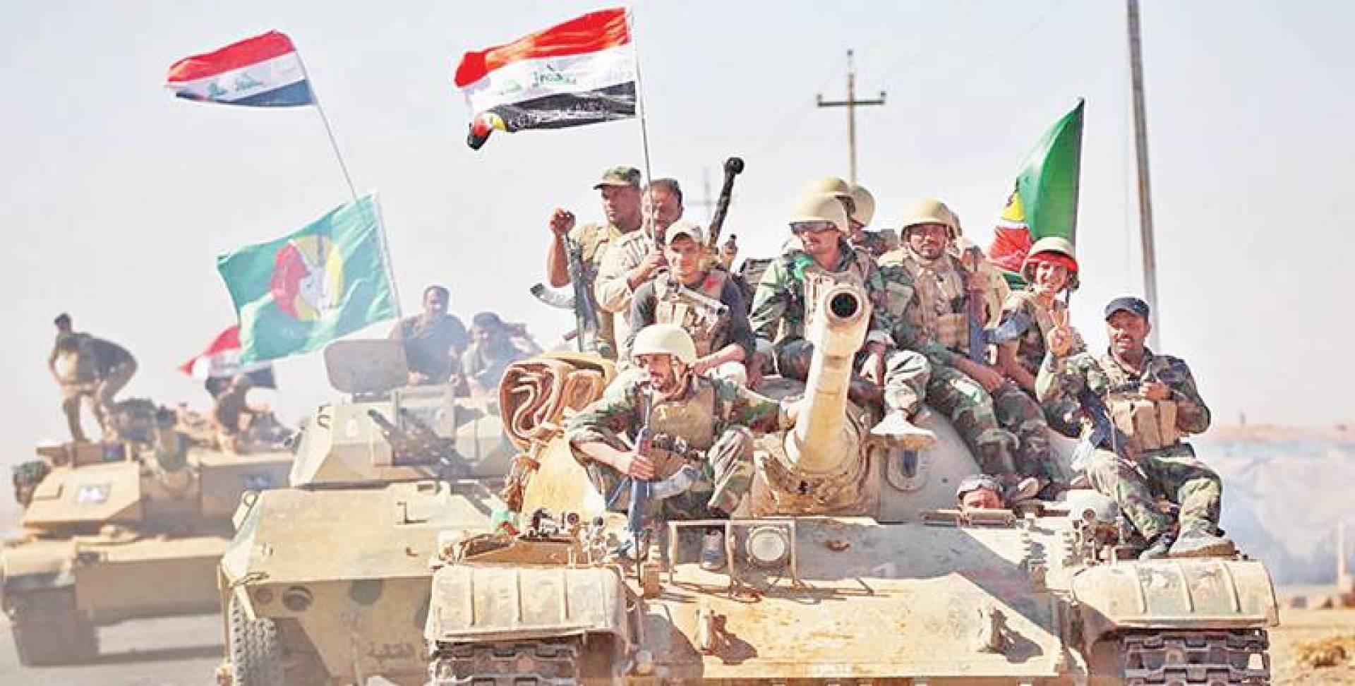 ميليشيات الحشد الشعبي في العراق.. ولاء لإيران