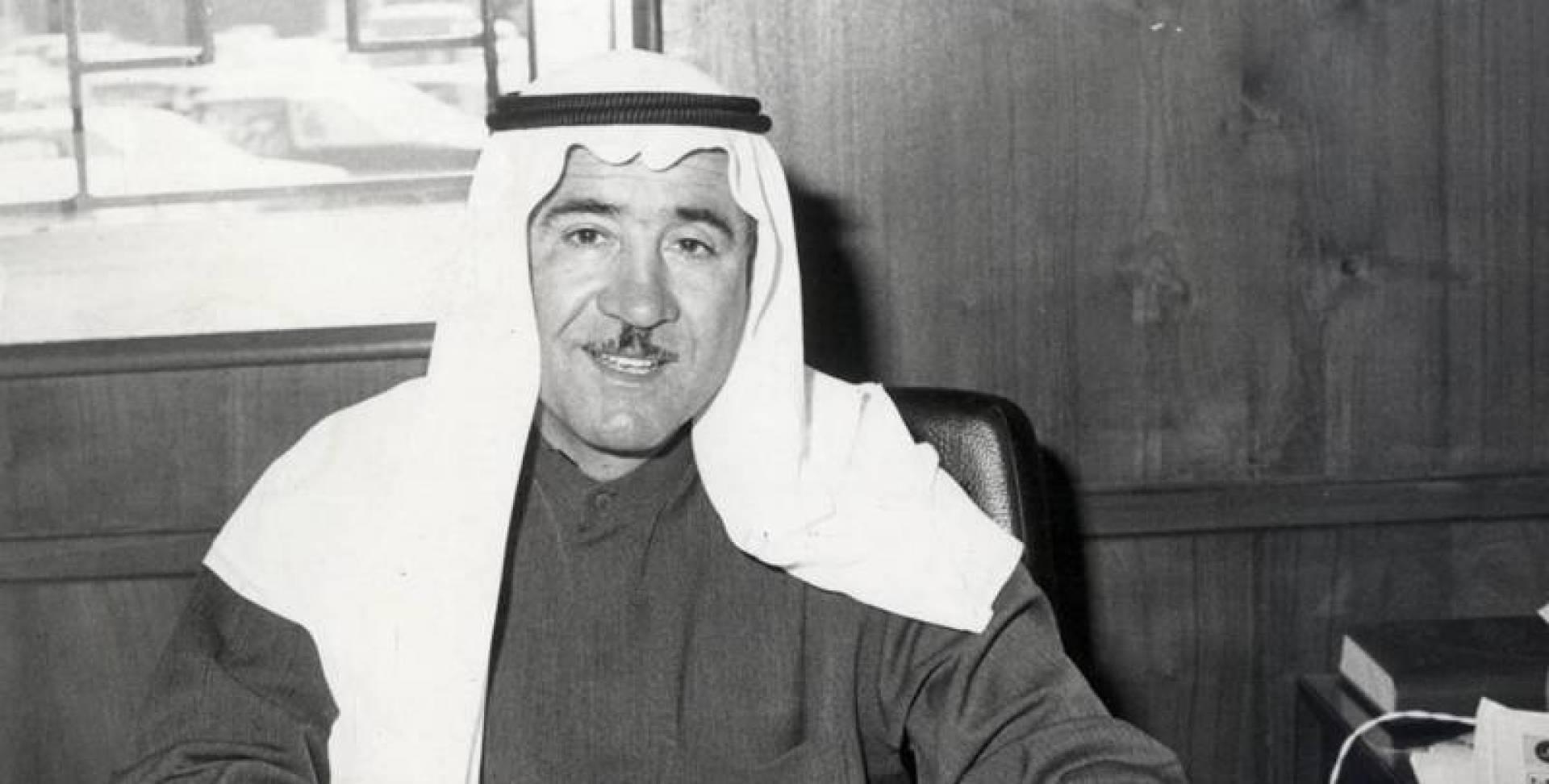 وكيل ديوان الموظفين بدر النصرالله.. صورة أرشيفية