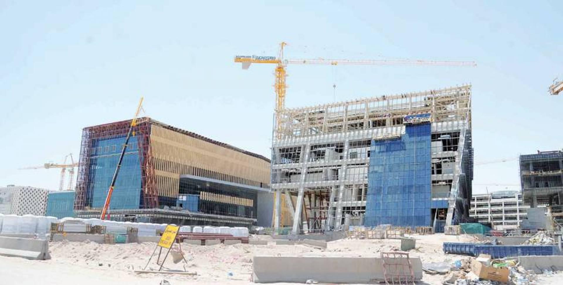 أحد مشاريع جامعة الشدادية