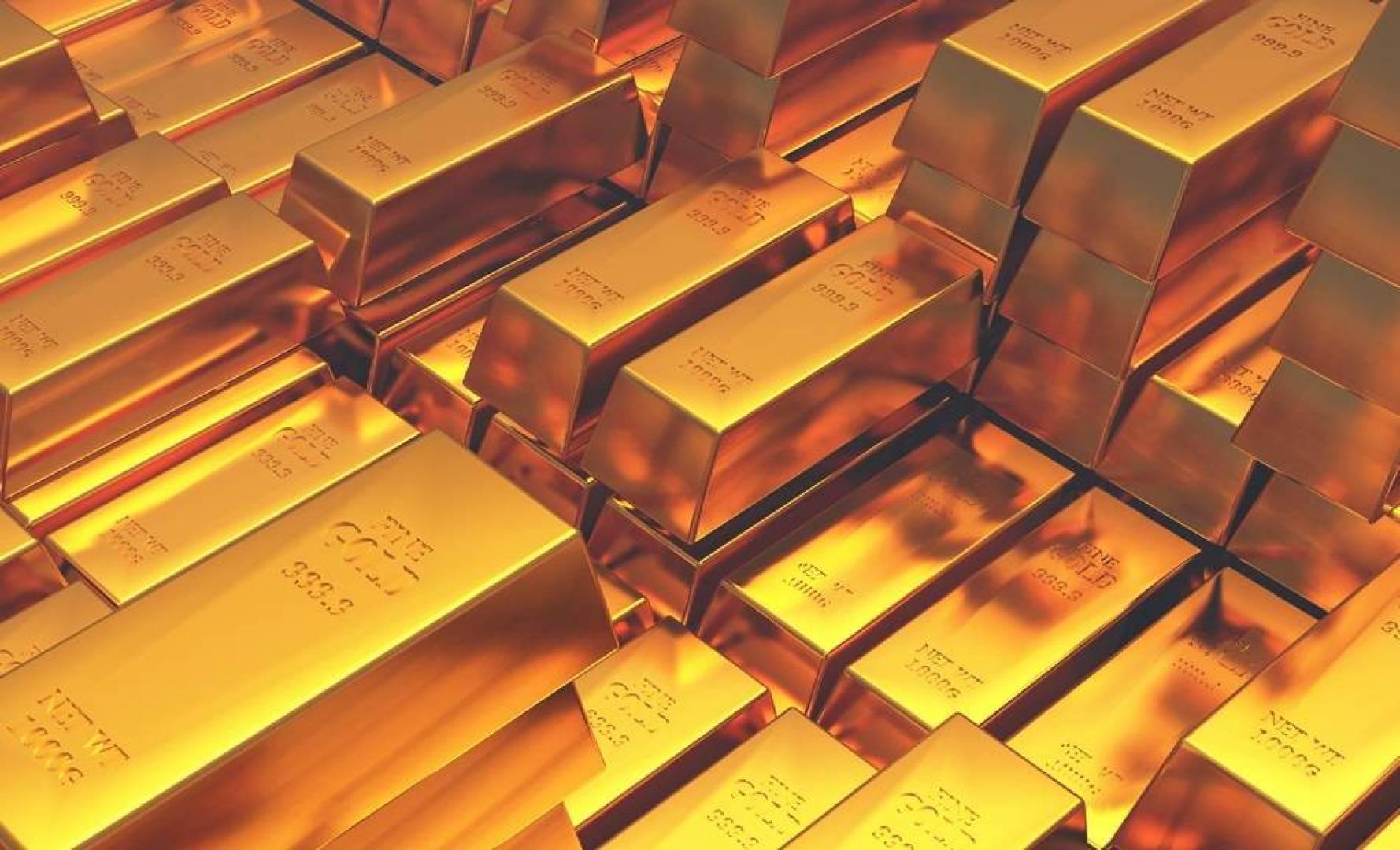 «المركزي الروسي»: قيمة احتياطيات موسكو من الذهب تتجاوز 100 مليار دولار