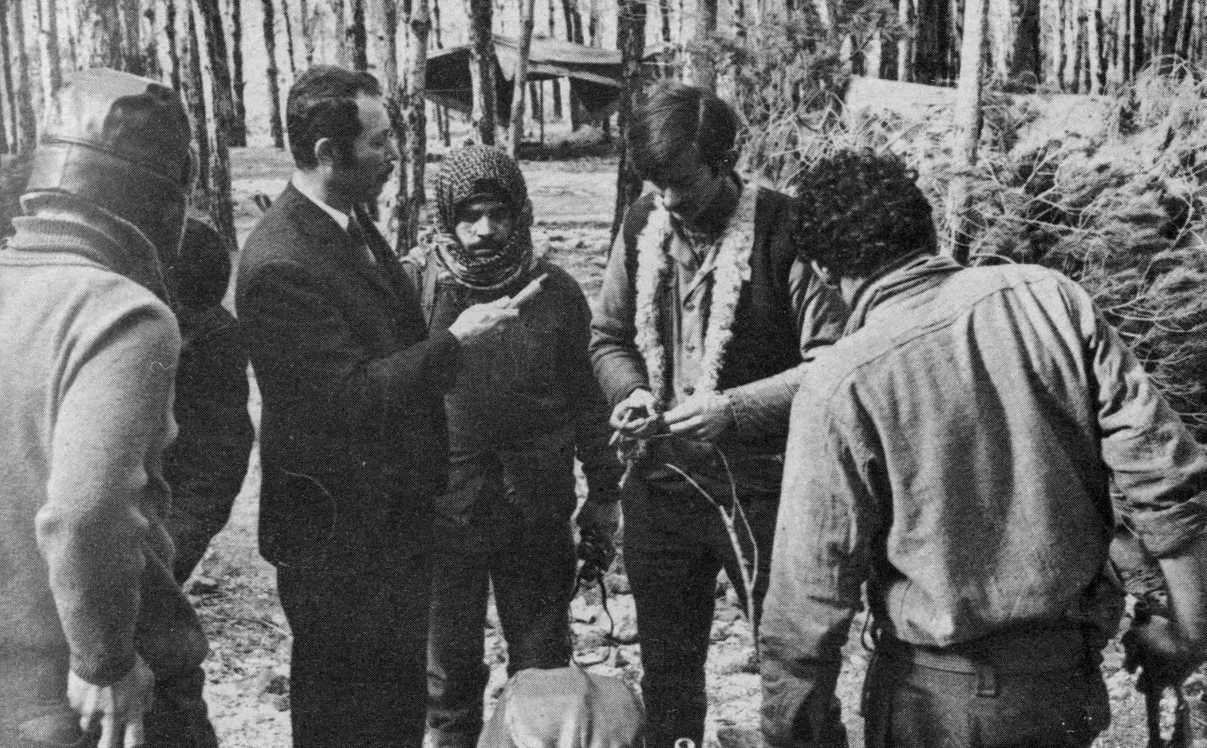 «القبس» تحاور المقاتلين الفلسطينيين.. صورة أرشيفية