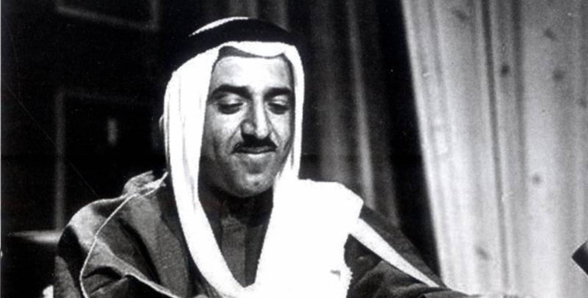 الشيخ صباحج الأحمد الصباح.. أرشيفية