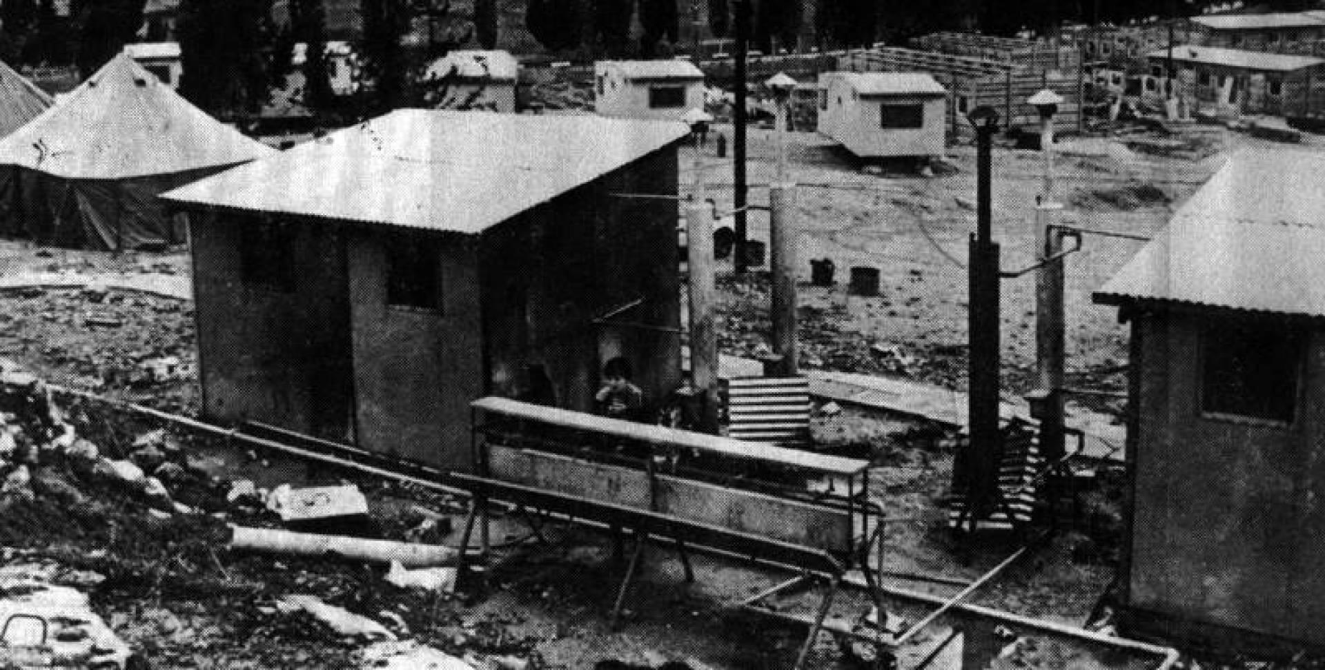 صورة أرشيفية للمستوطنات
