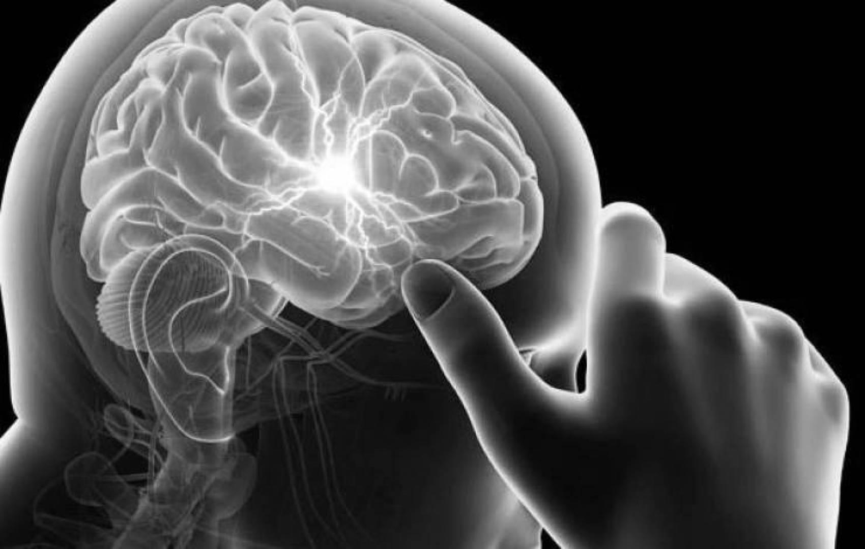 1972| جزيئات الإشعاع الكوني تؤثر في خلايا الدماغ