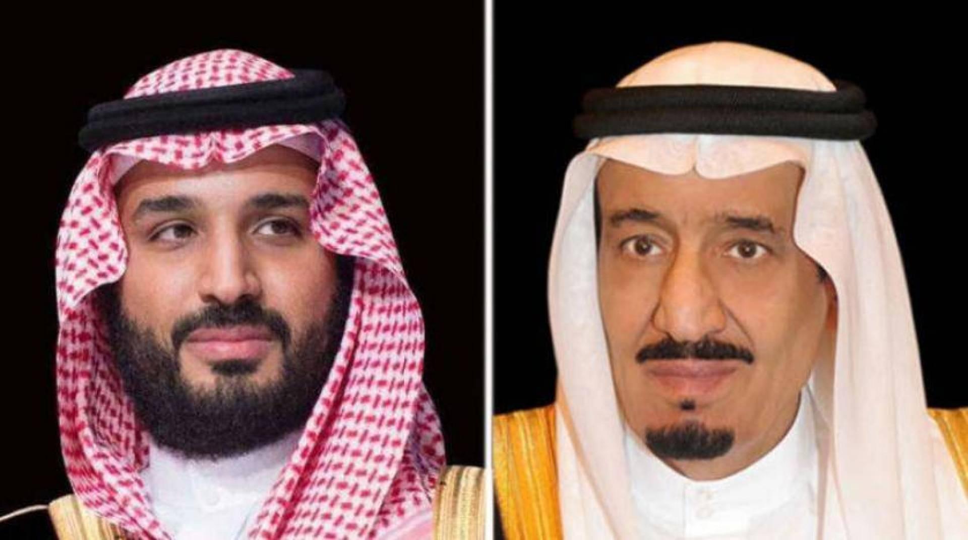 الملك سلمان وولي العهد يعزيان بوفاة السبسي