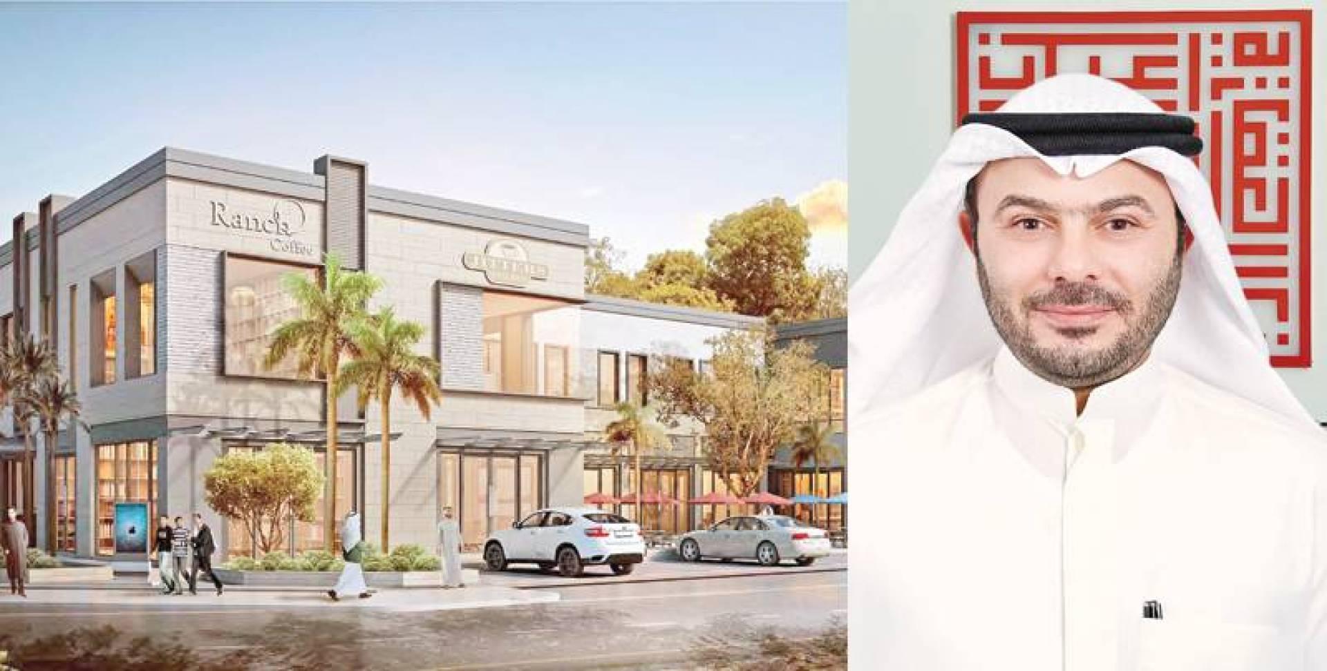أحمد العلي - مخطط المشروع في منطقة السيف