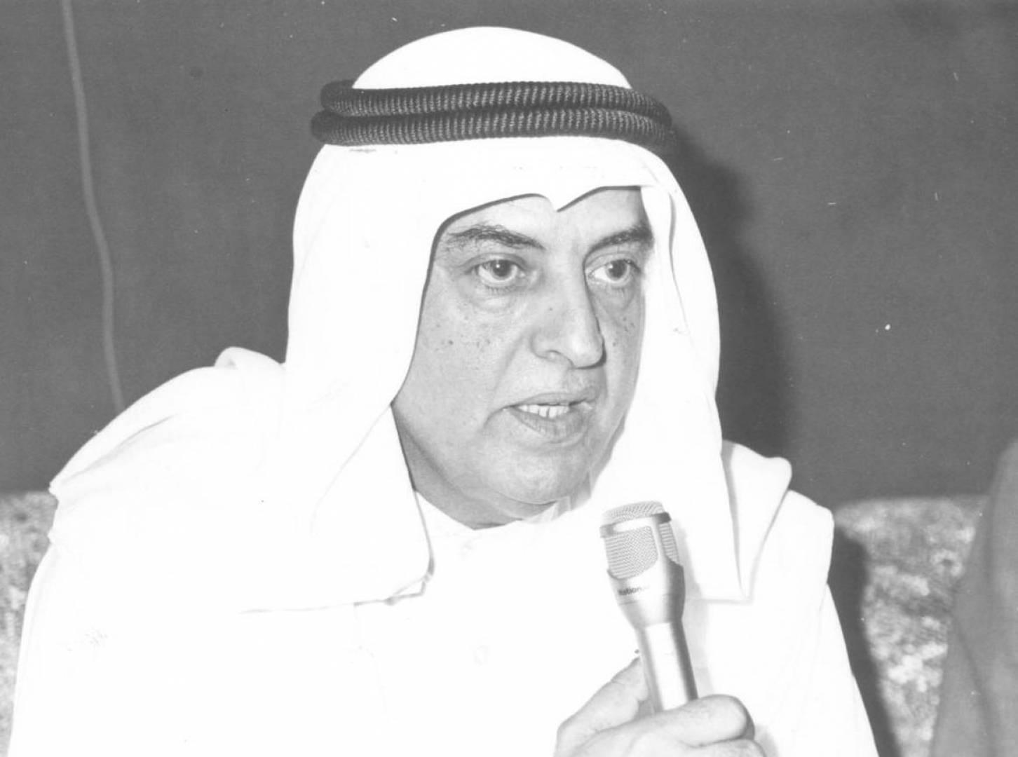 جاسم أحمد النصف.. أرشيفية