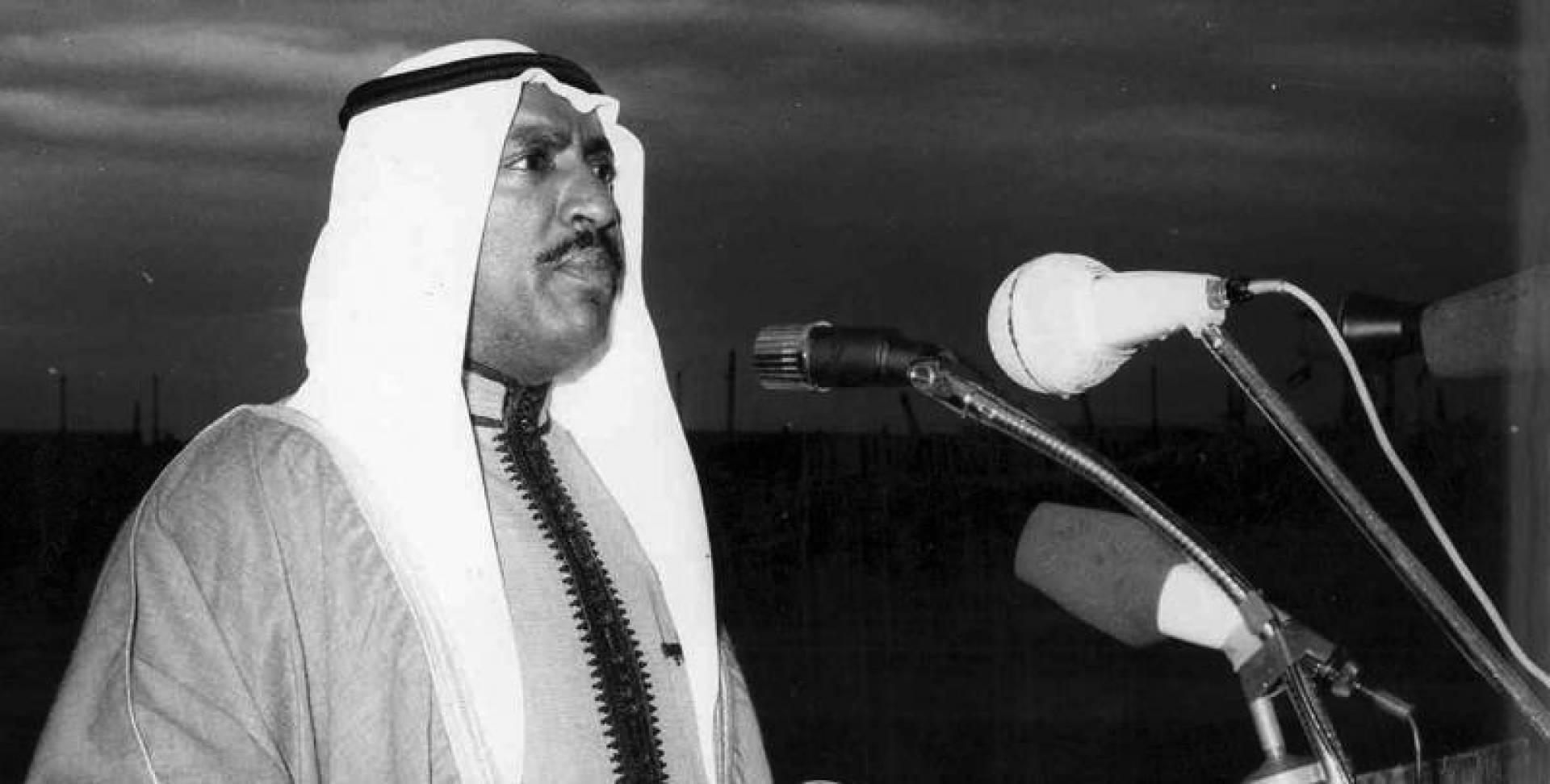 الشيخ سعد العبدالله.. أرشيفية