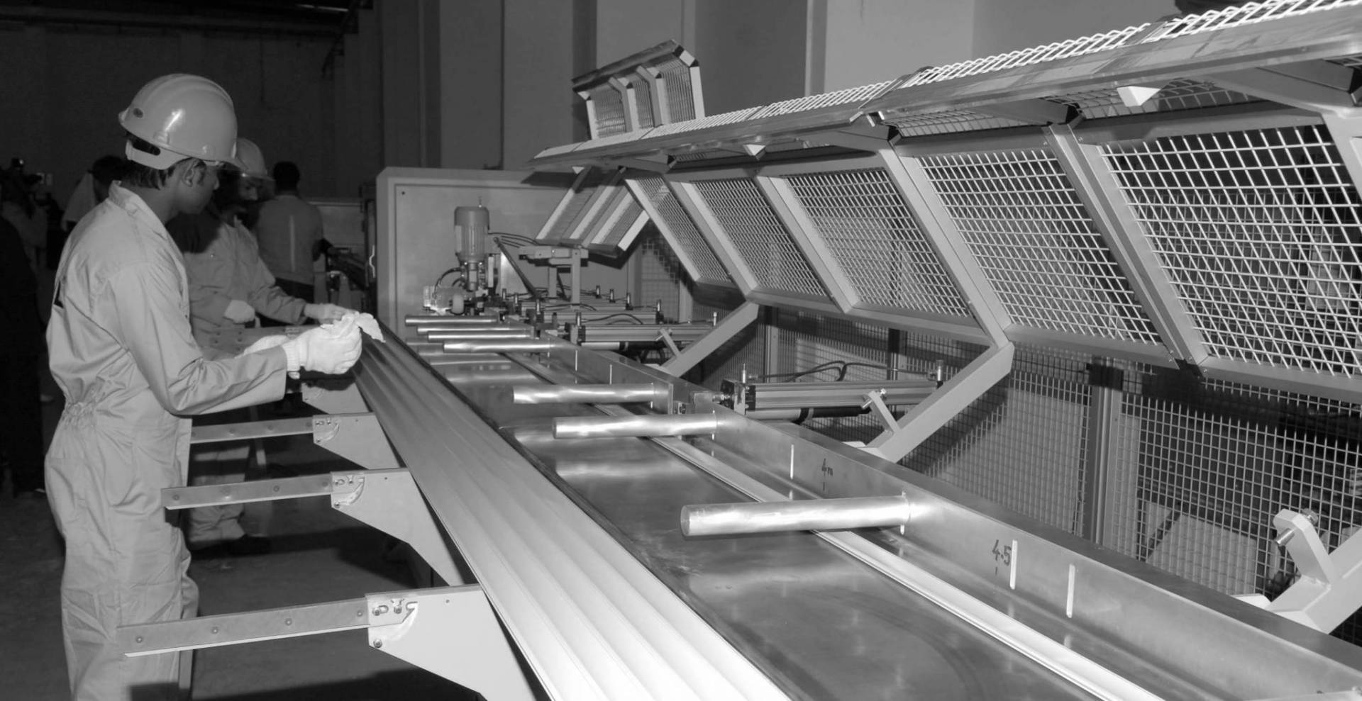 مصنع ألومنيوم.. أرشيفية