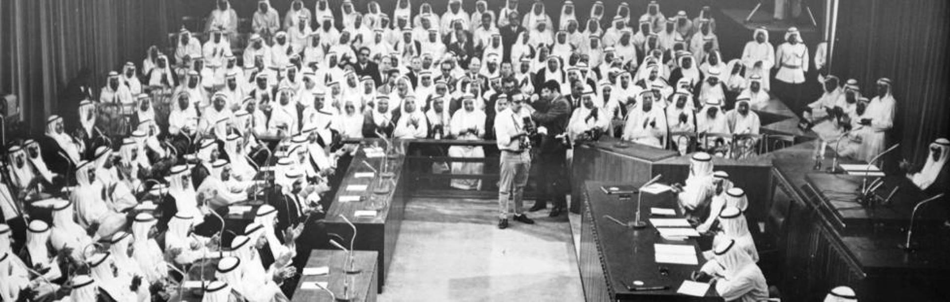 1972| جلسة 7 مارس: المجلس يعلق مشروع الحكومة لمساعدة لبنان وسورية ، وهجوم على جمعية الثقافة الإجتماعية