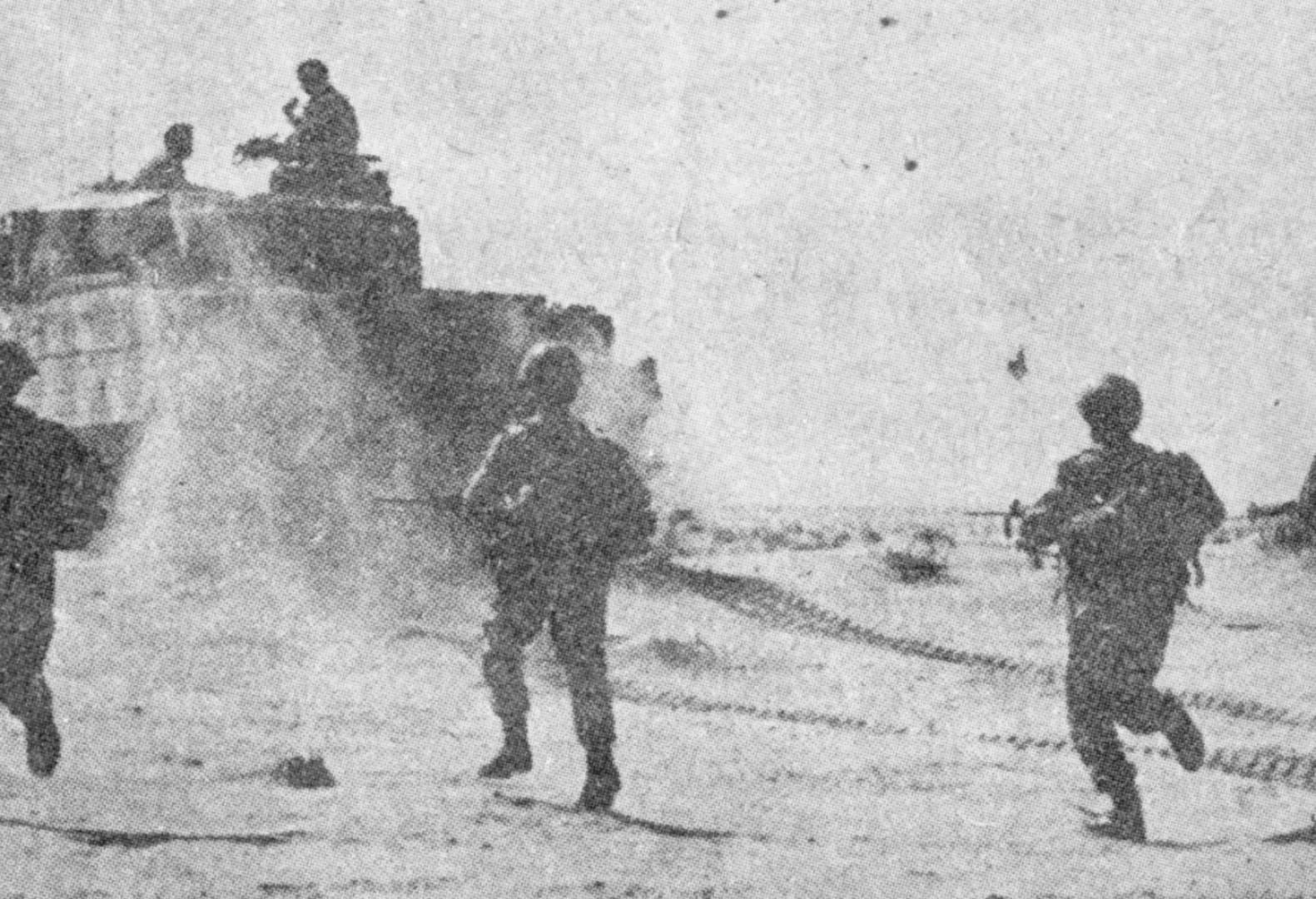 الصراع العربي الإسرائيلي.. أرشيفية