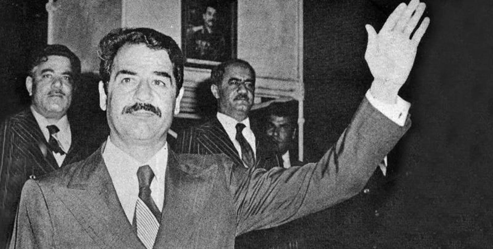 صدام حسين.. صورة أرشيفية