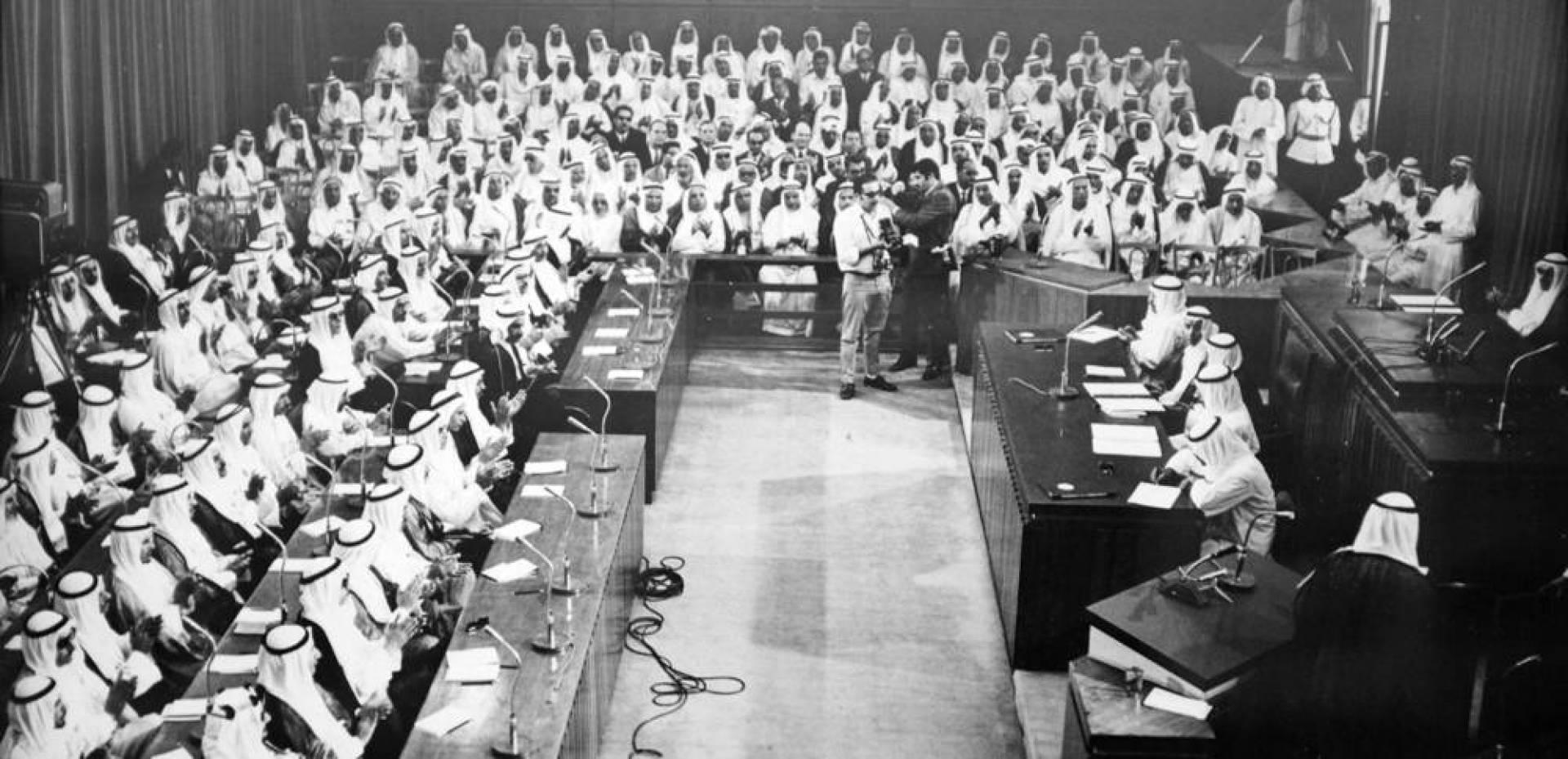 مجلس الأمة.. أرشيفية