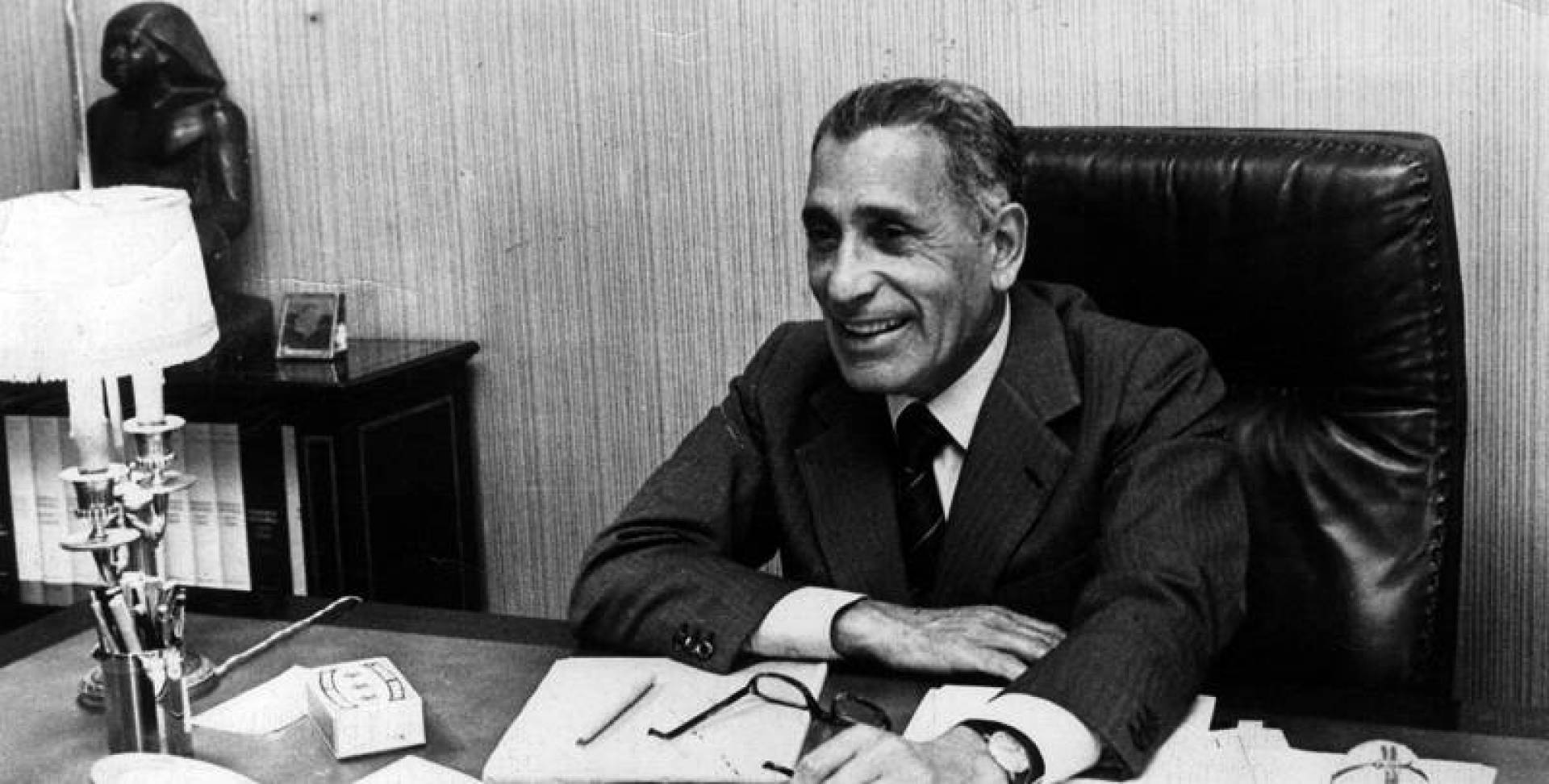 محمد حسنين هيكل.. أرشيفية