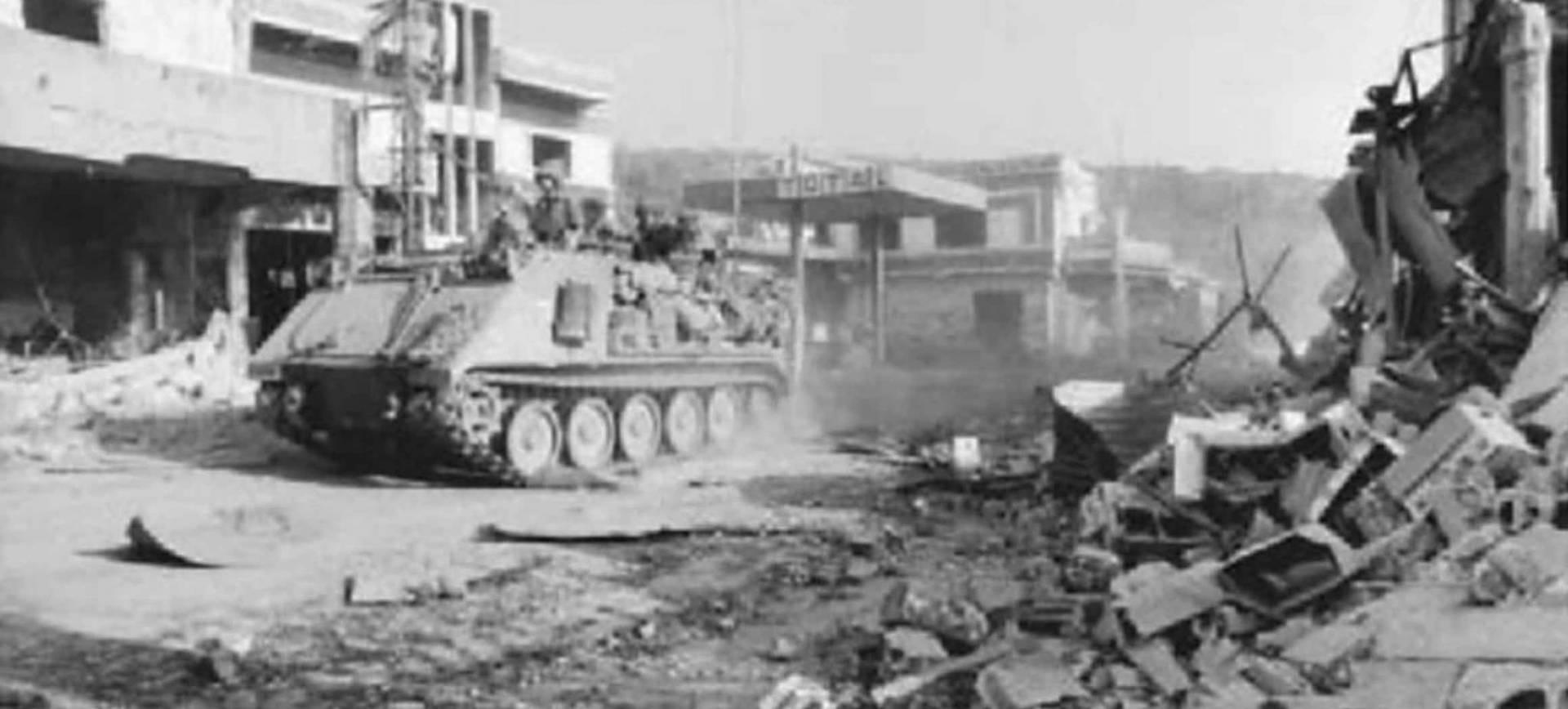 العدوان الإسرائيلي على لبنان.. أرشيفية