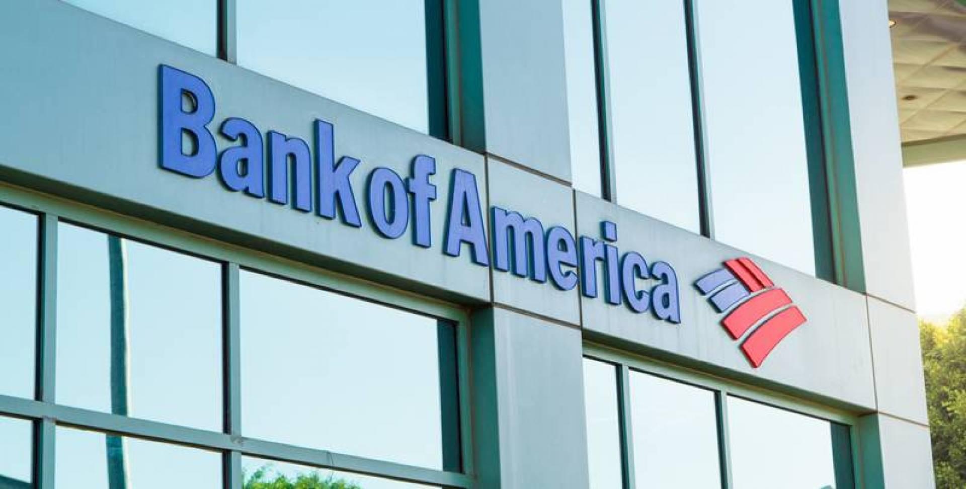 «بنك أوف أميركا»