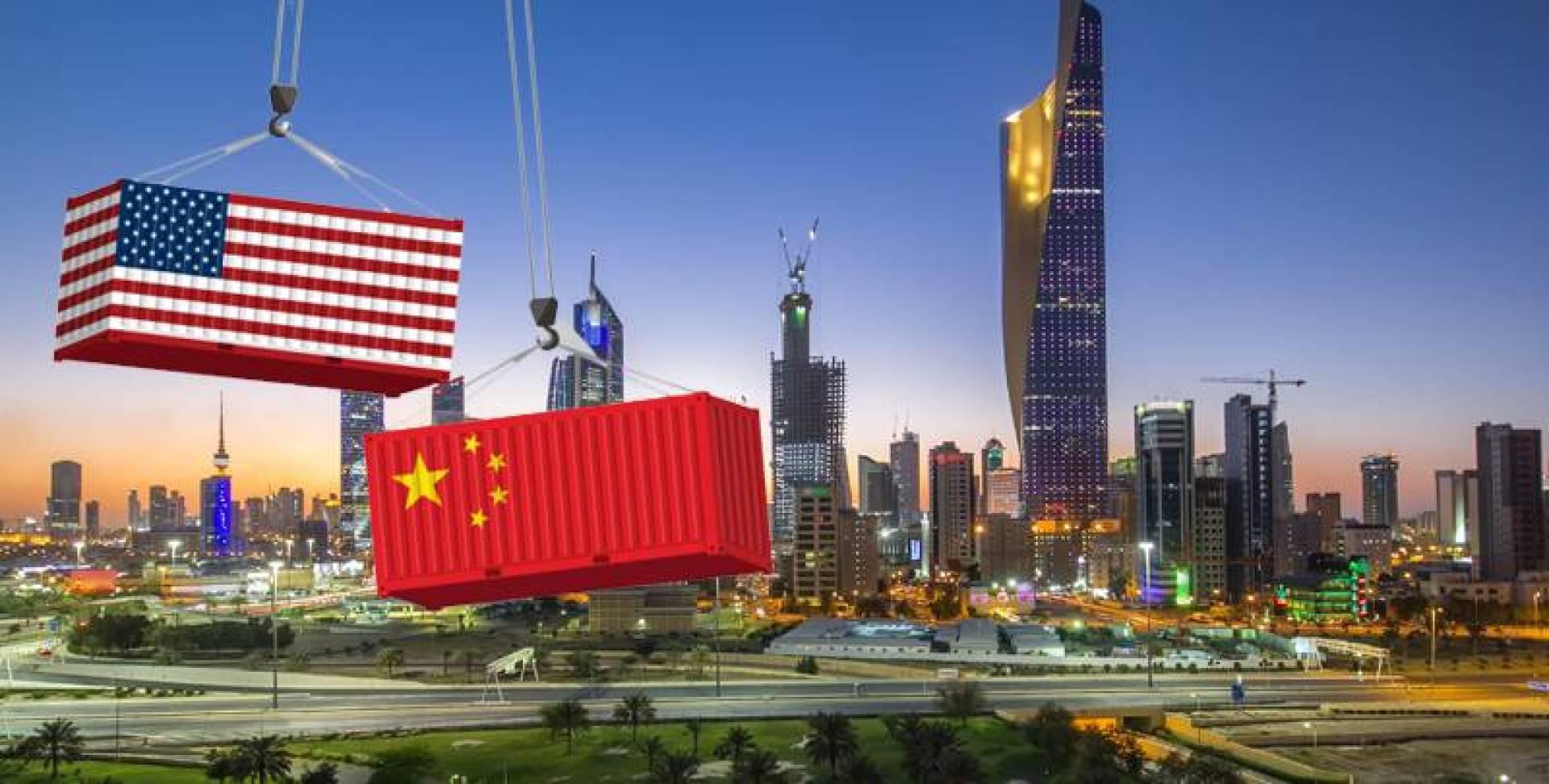 الكويت تتأثر سلباً بالحرب التجارية العالمية