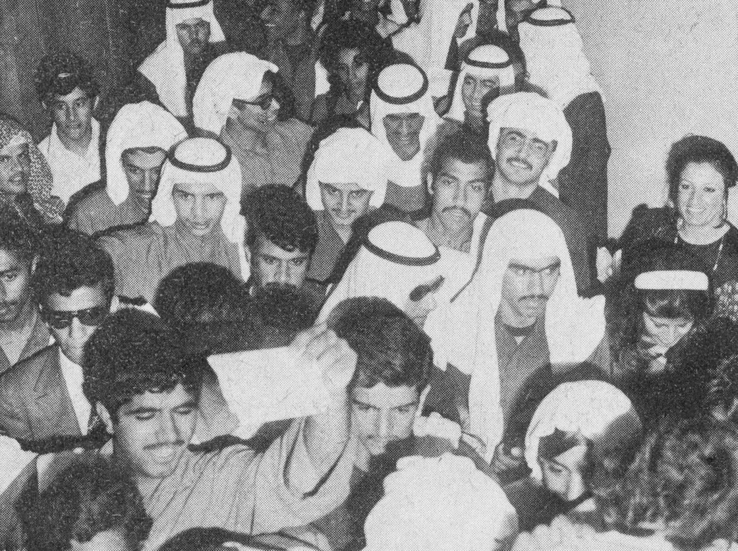 انتخابات الاتحاد الوطني لطلبة الكويت.. صورة أرشيفية