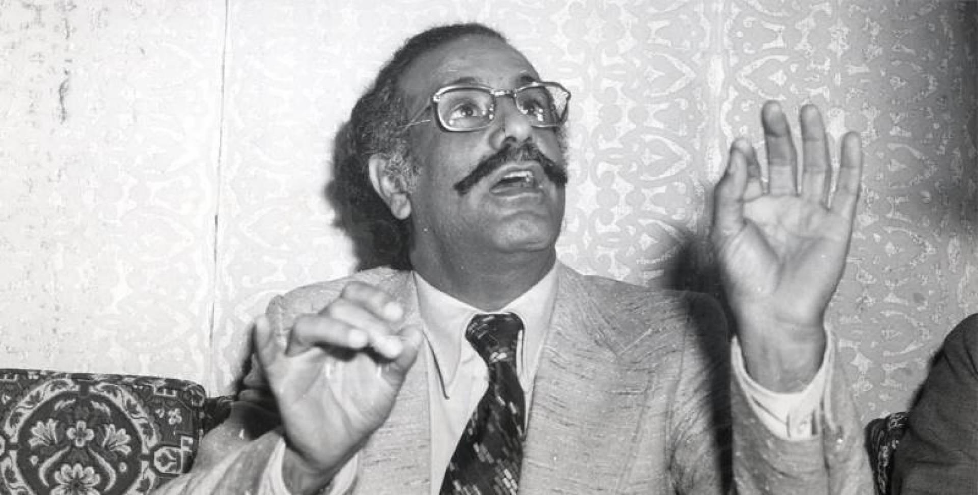 وزير المالية والنفط السيد عبدالرحمن سالم العتيقي.. صورة أرشيفية