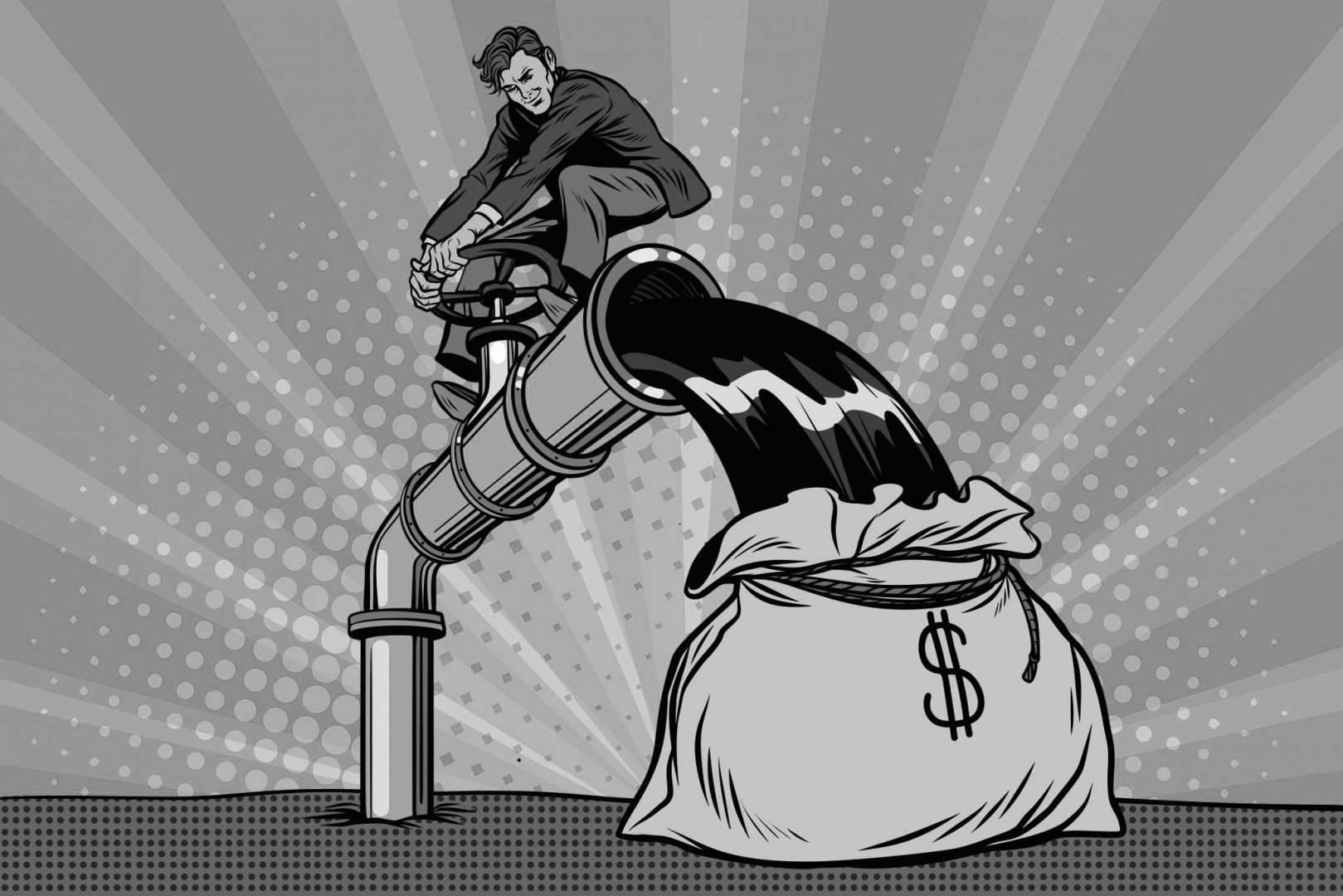 إنتاج أكثر وأرباح أقل.. شركات النفط العالمية تعاني وفرة الغاز