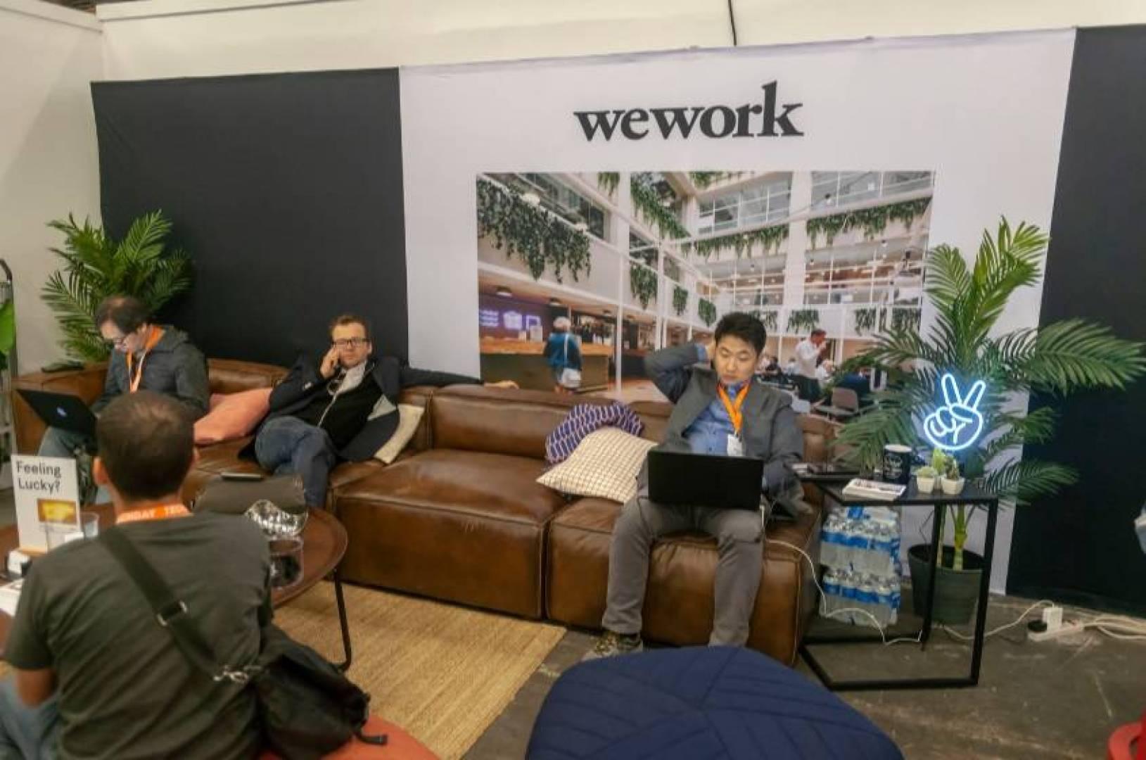 «WeWork» تتطلع إلى جمع أكثر من 3.5 مليار دولار