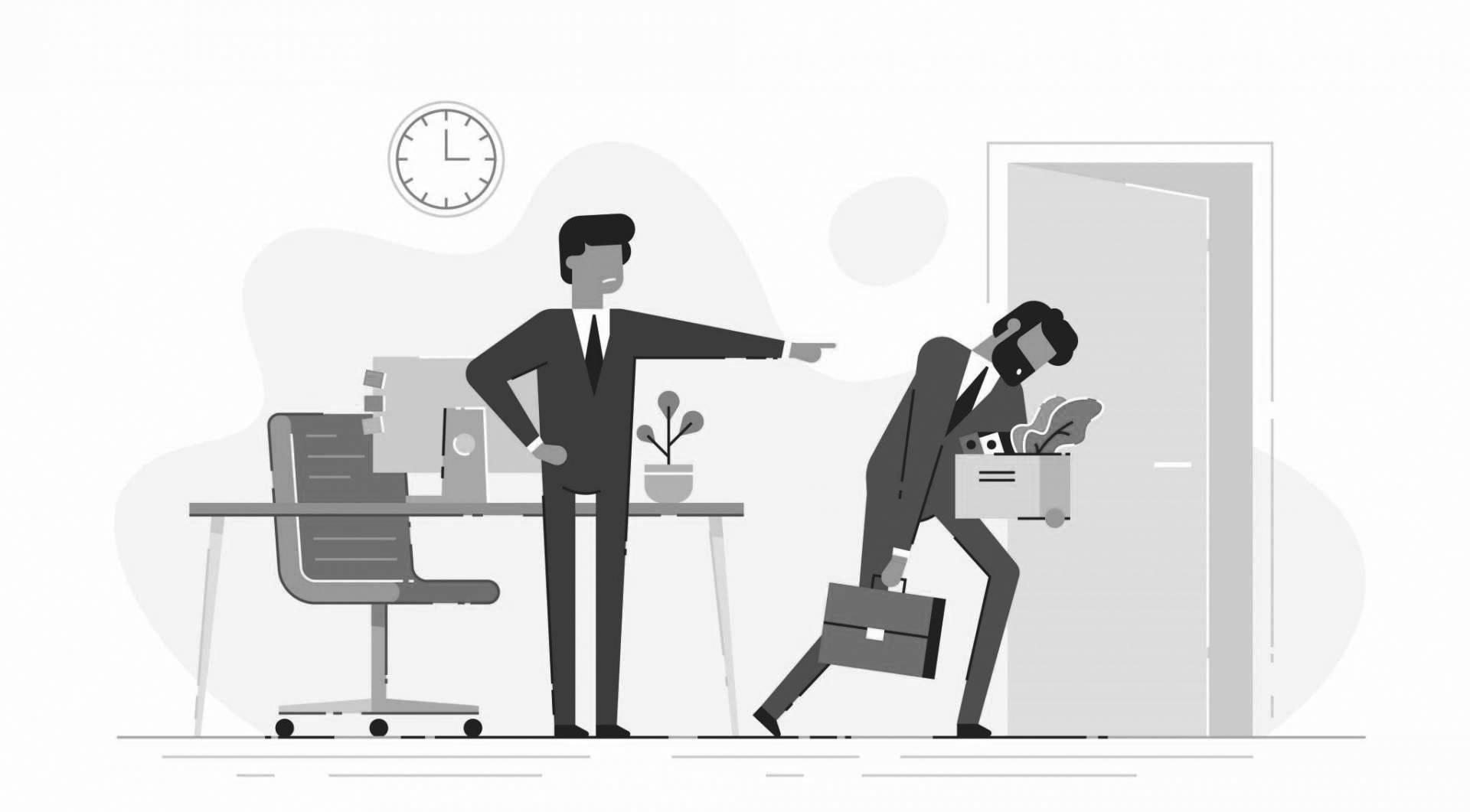 إذا فُصلتَ من عملك.. فإليك 5 خطوات للحصول على عمل جديد