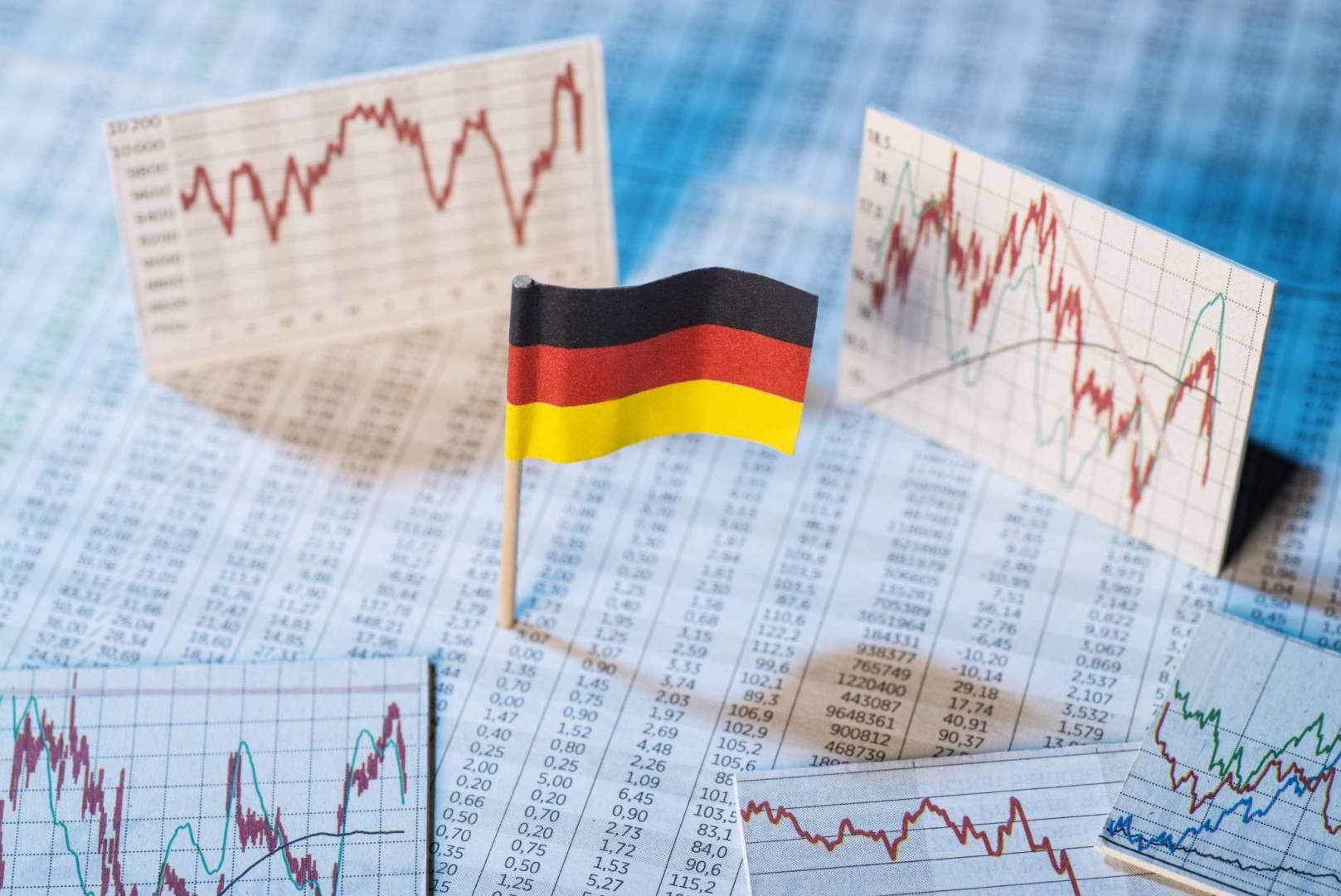 انكماش الاقتصاد الألماني في الربع الثاني من هذا العام