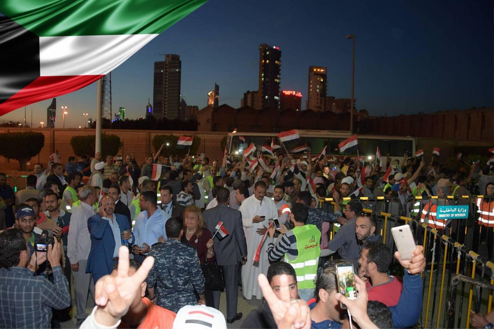 «الإحصاء»: ٦٤٤ ألف مصري.. هو حجم الجالية في الكويت