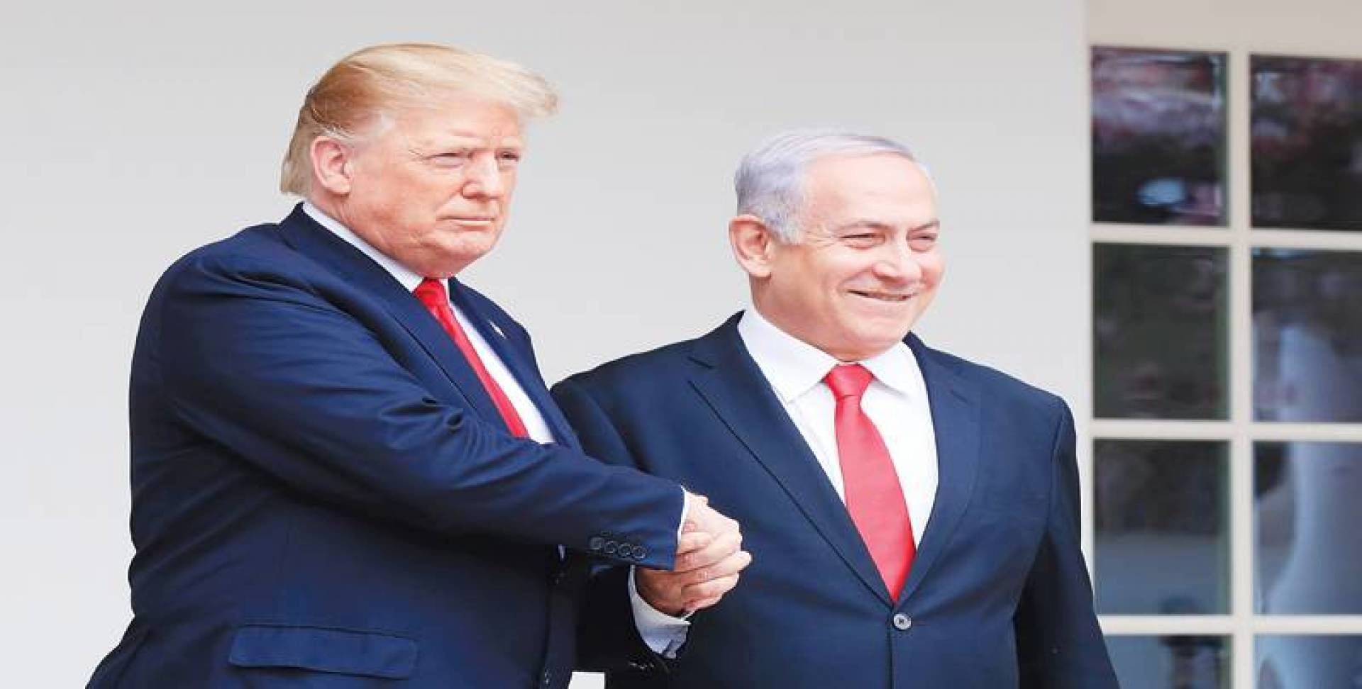 ترامب ونتانياهو.. تحالف لن يضر الا اسرائيل على المدى الطويل | ا ب