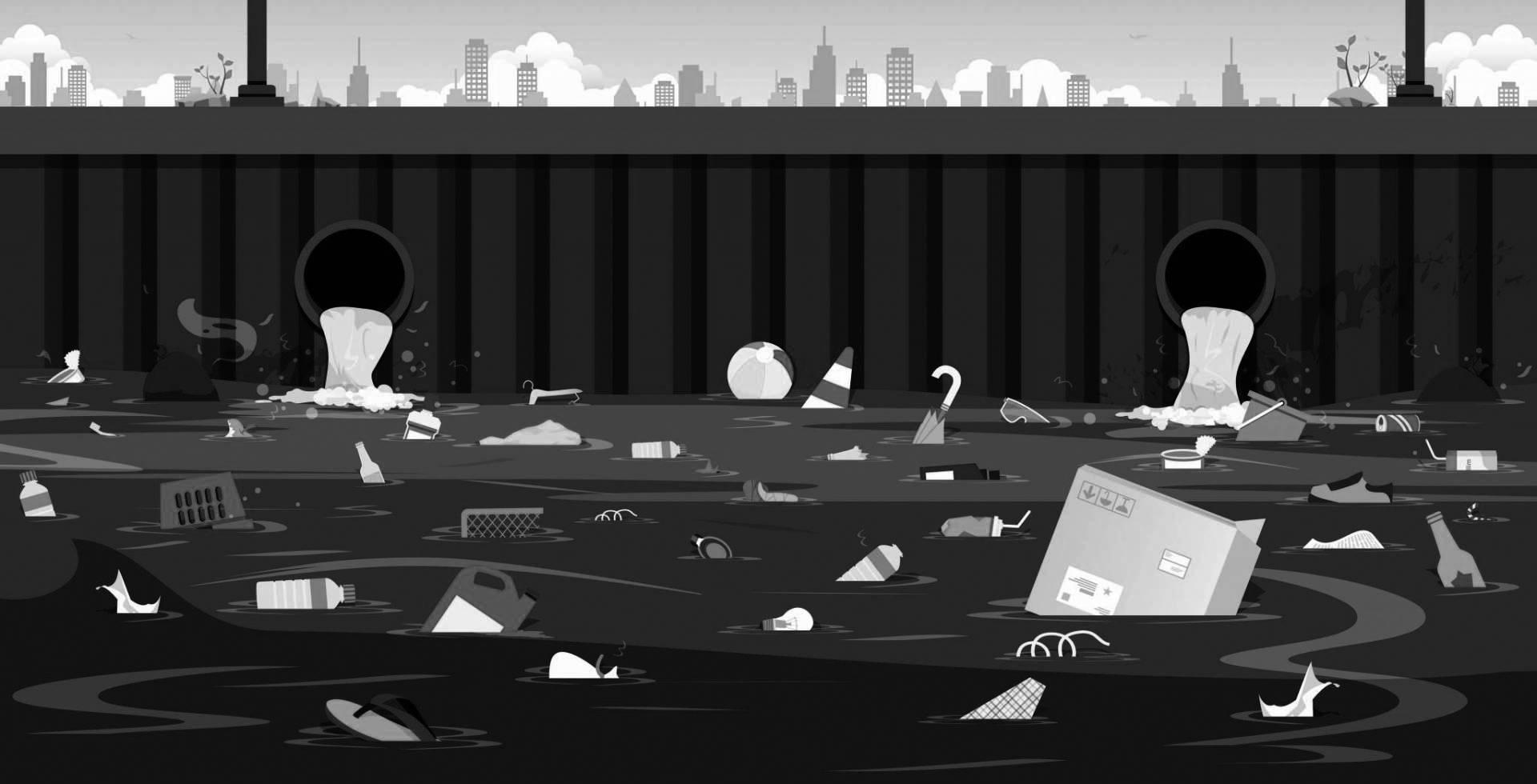 تلوث المياه يحرم العالم من ثلث نموه الاقتصادي
