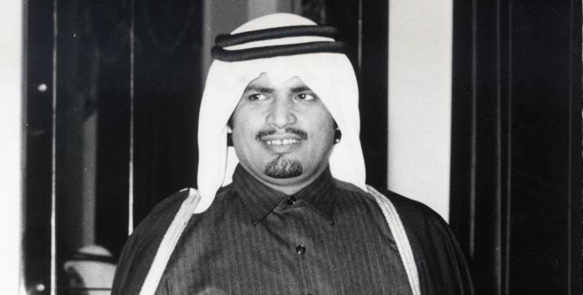 الشيخ سحيم بن حمد آل ثاني.. صورة أرشيفية