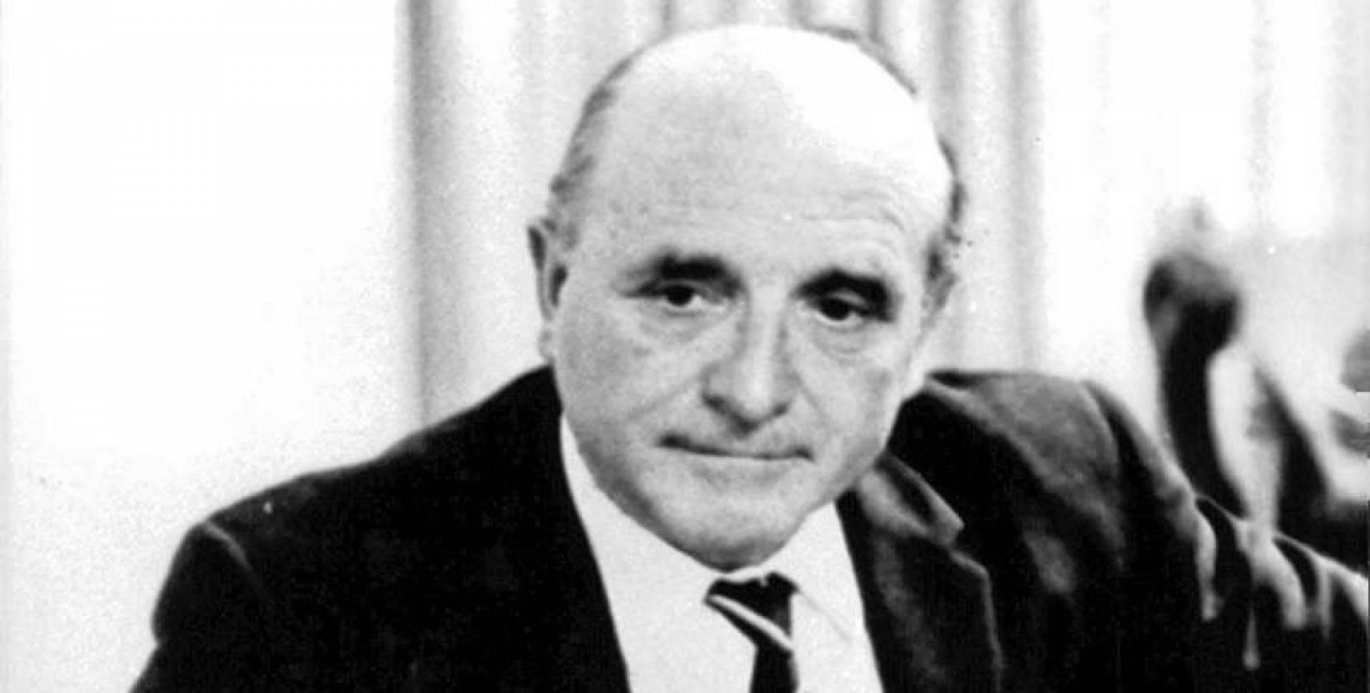 كلاوس باربي المدير السابق للبوليس السري النازي.. صورة أرشيفية