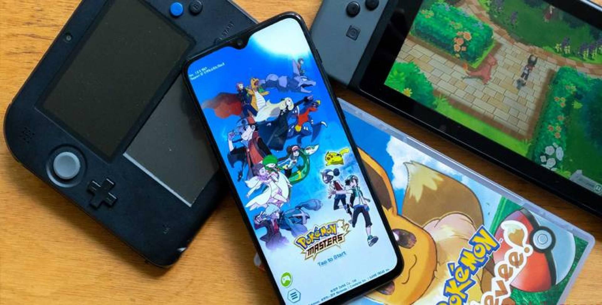 انطلاقة قوية لـ «Pokemon Masters».. واللعبة متاحة «آي أو إس» و«أندرويد»
