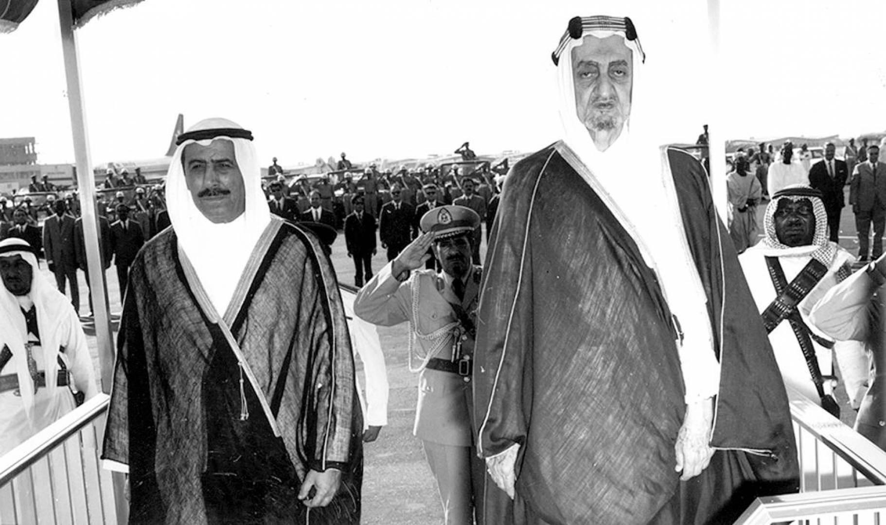 973/9/2|الكويت والسعودية في بيان مشترك: الأطماع التوسعية الصهيونية عكرت صفو الشرق الأوسط