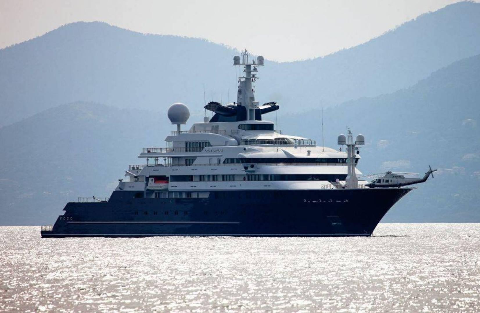 يخت الملياردير الراحل «بول ألين» للبيع مقابل.. 326 مليون دولار