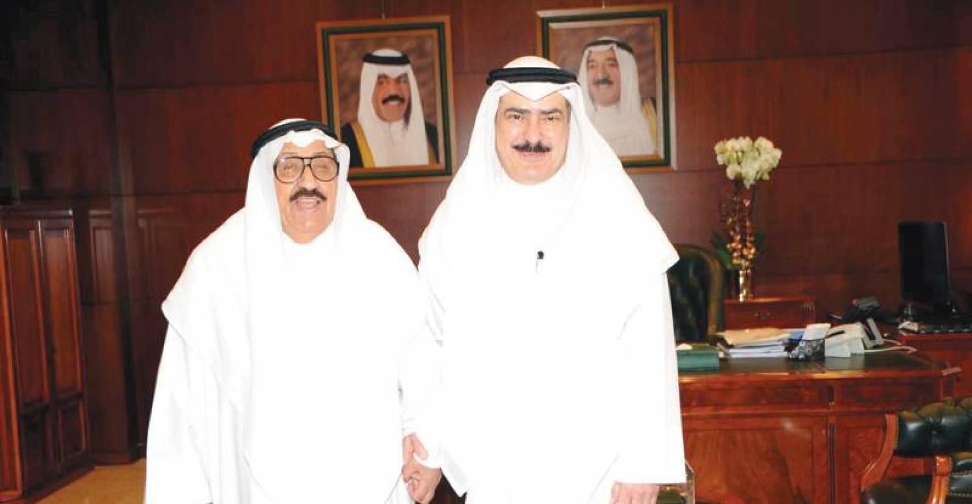 كامل العبدالجليل مستقبلاً شادي الخليج
