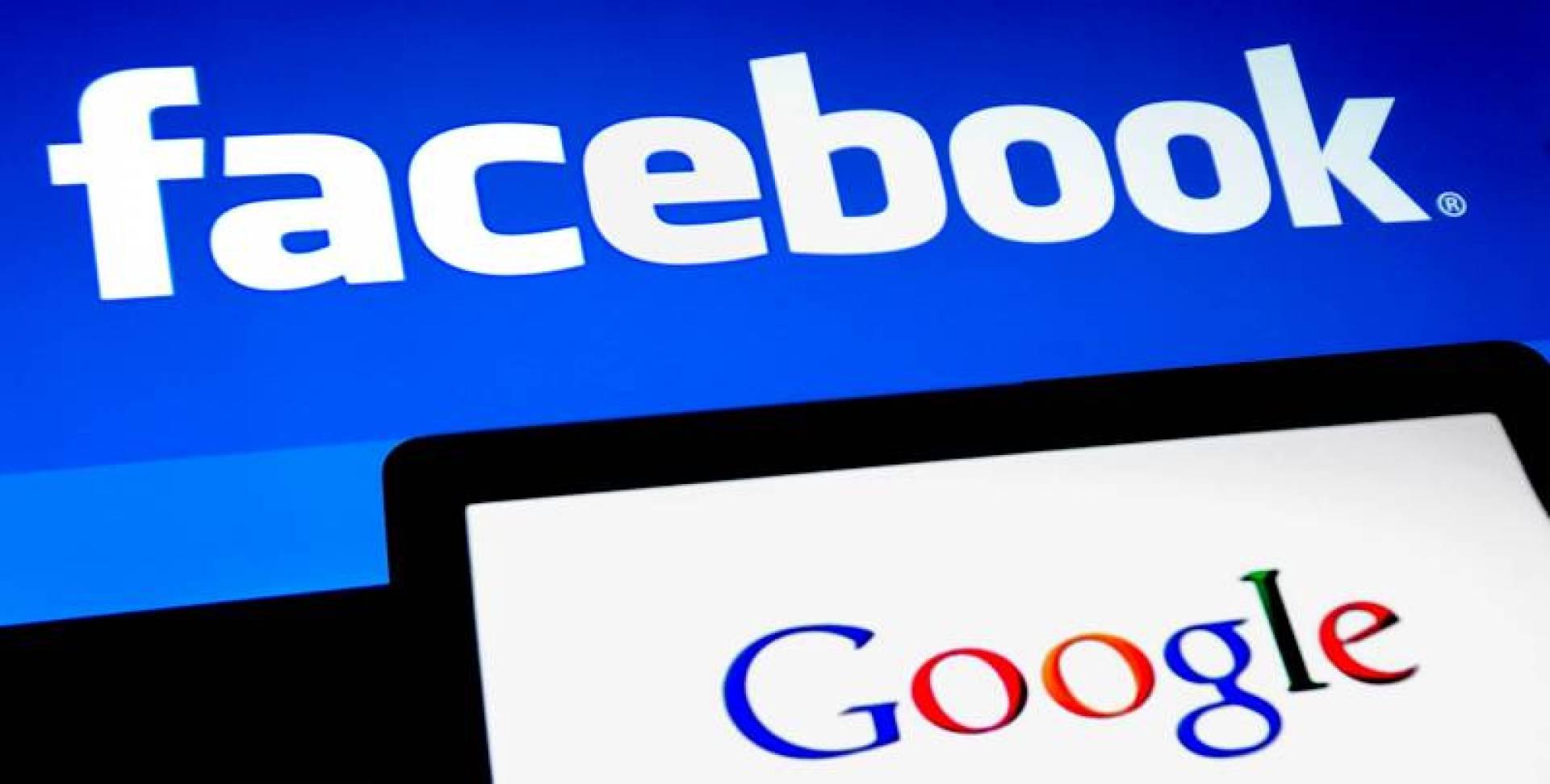 عملاقا التكنولوجيا «غوغل» و«فيس بوك»