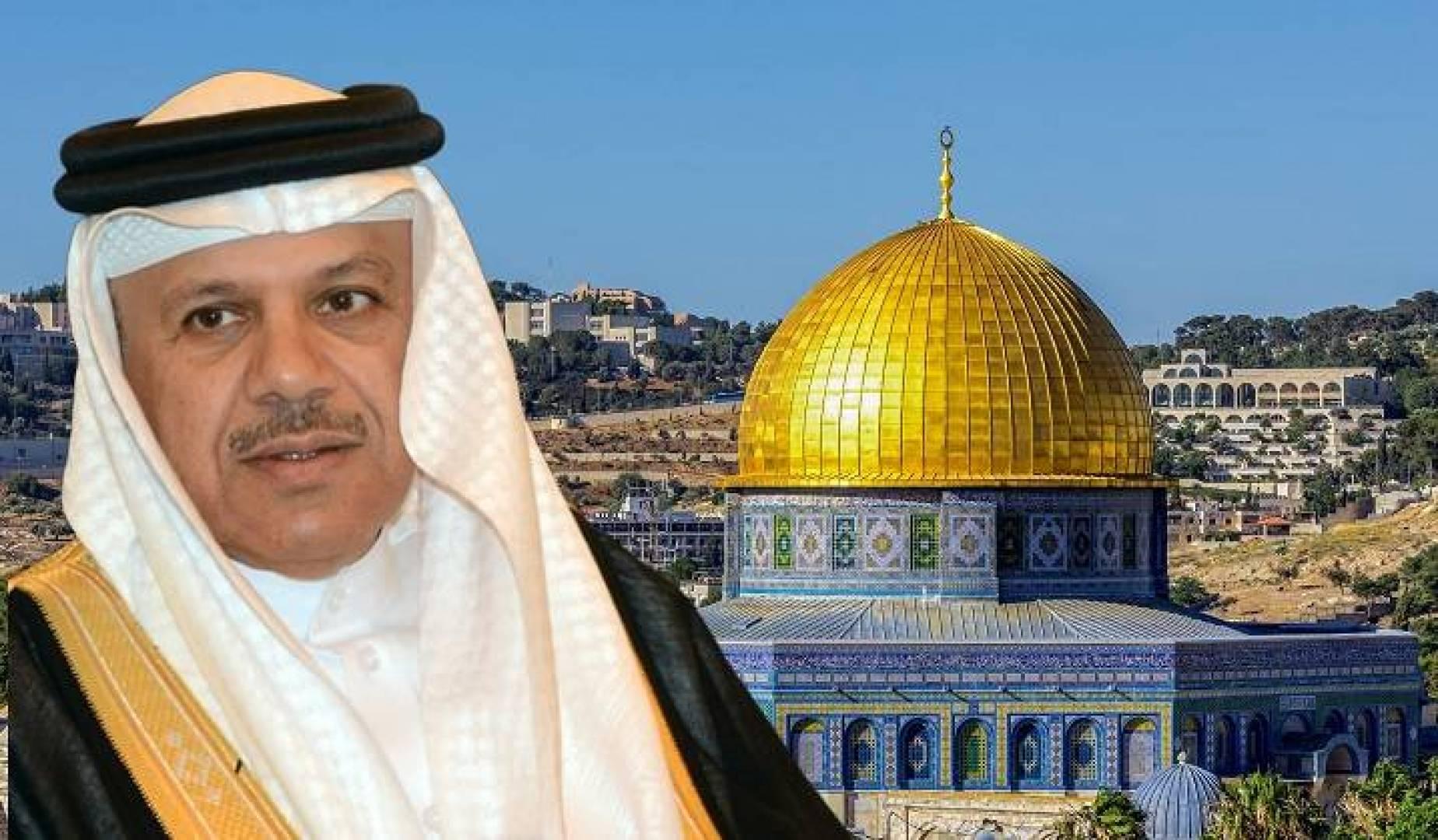 الأمين العام لمجلس التعاون الخليجي الدكتور عبداللطيف الزياني