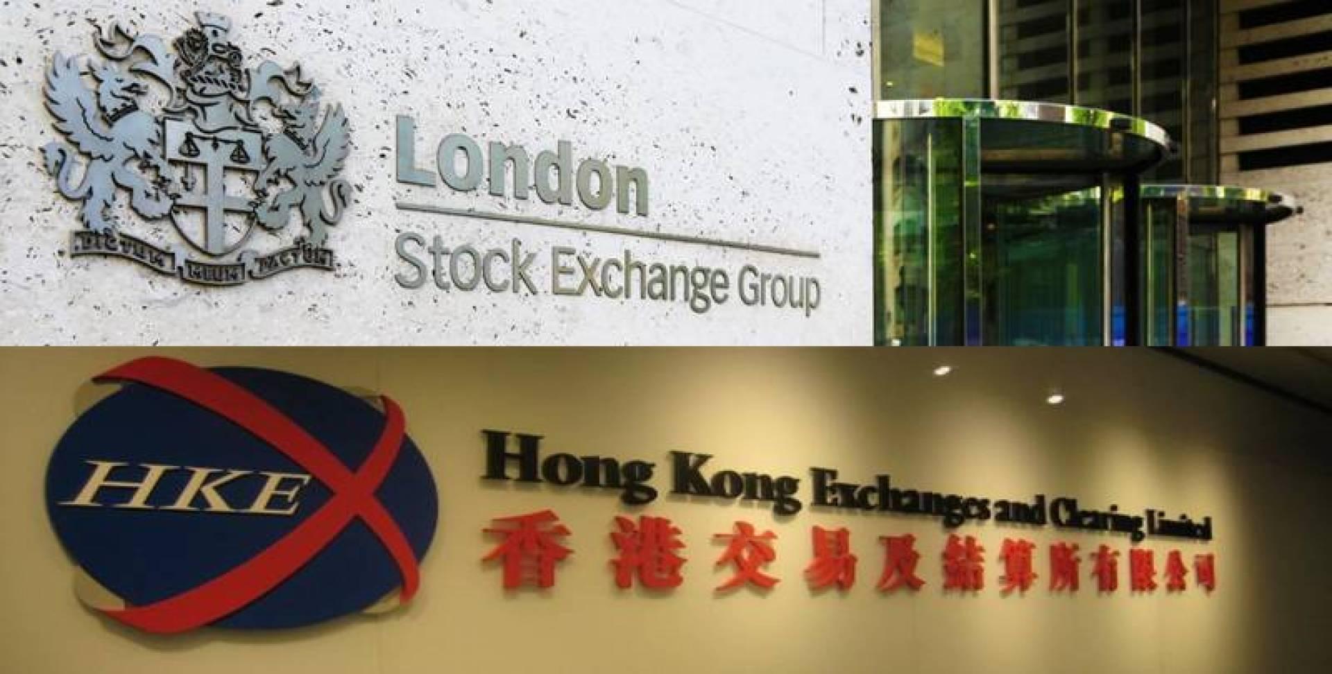 بورصة هونغ كونغ تعرض شراء نظيرتها في لندن