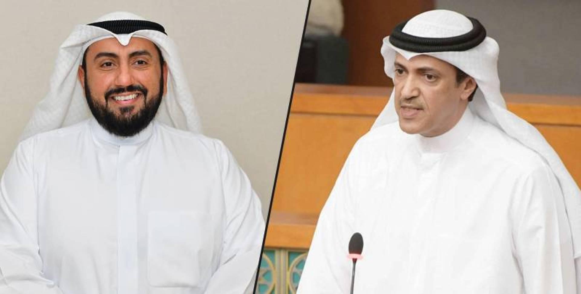خالد العتيبي - باسل الصباح