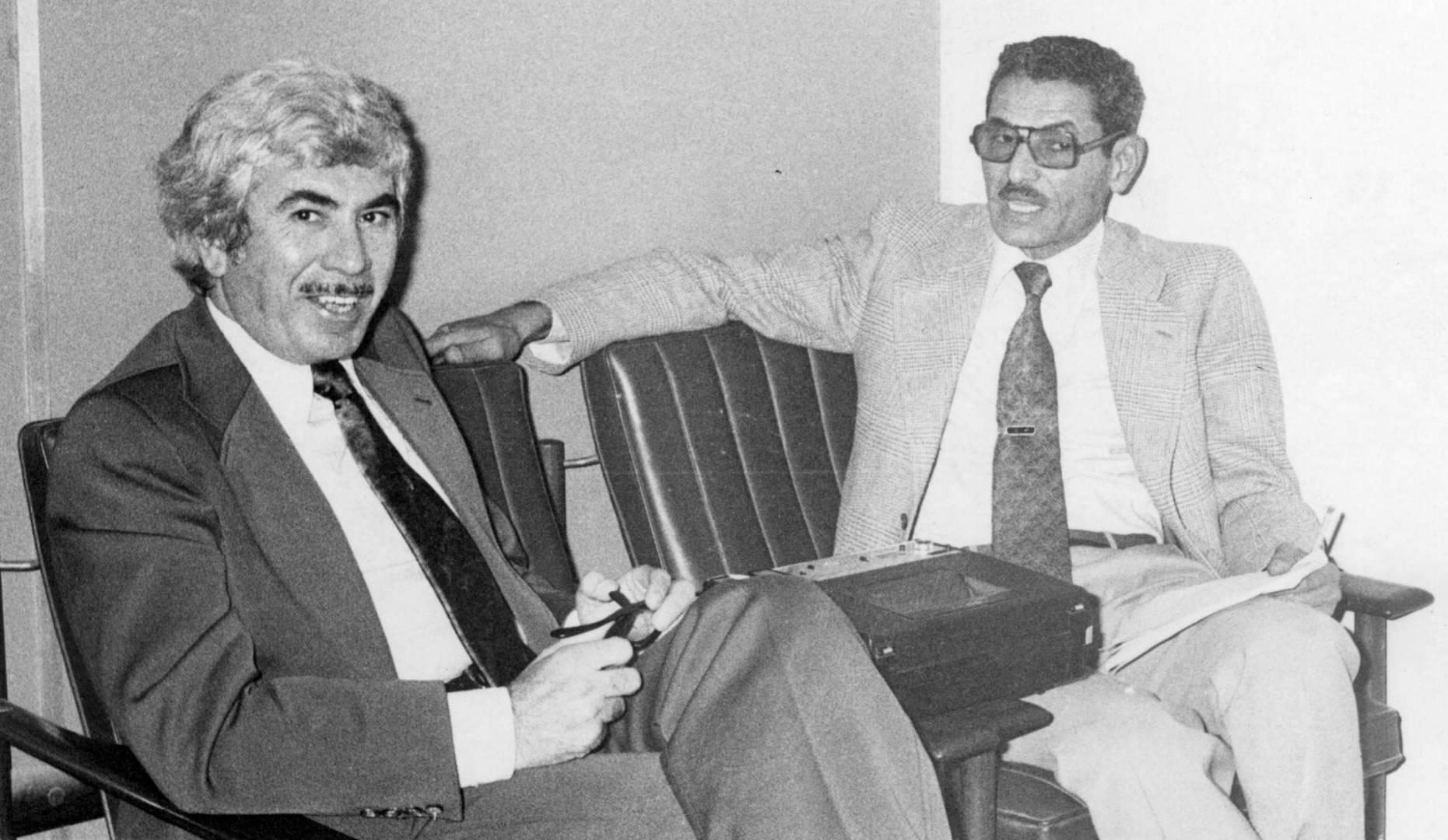 الدكتور كمال الصايغ يتحدث لـ«القبس».. صورة أرشيفية