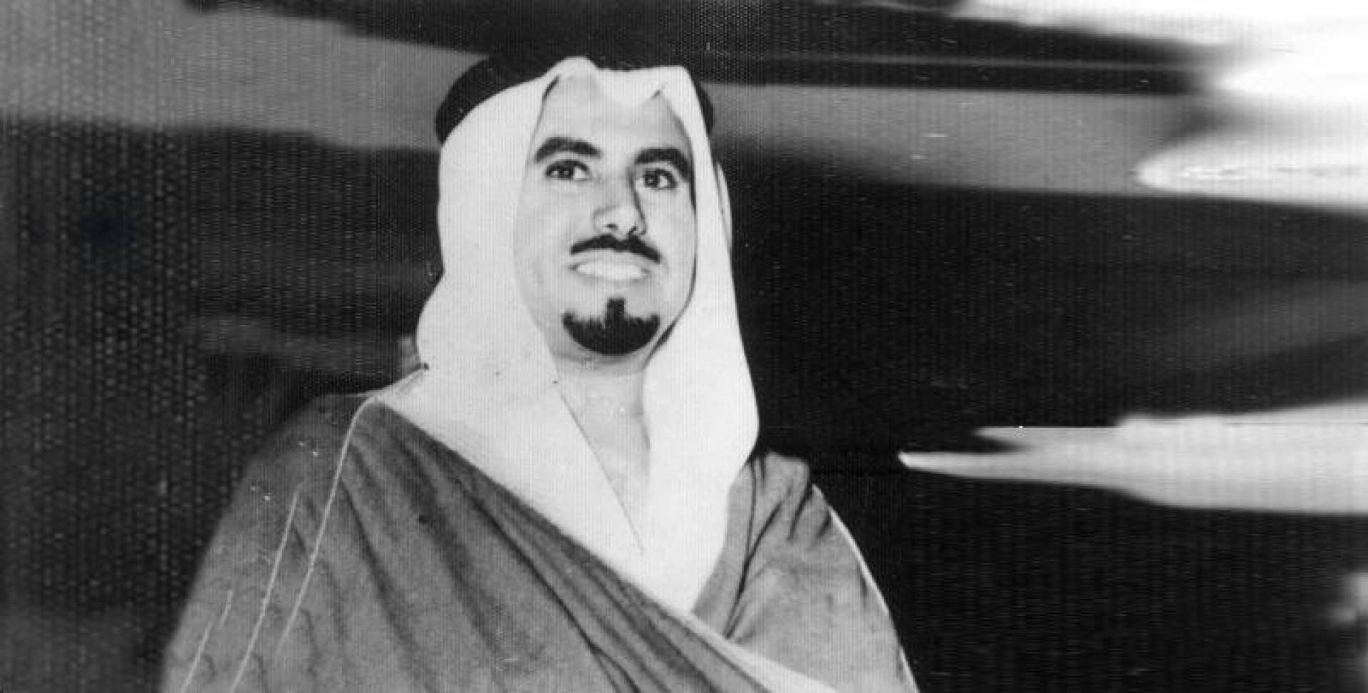 الشيخ جابر الأحمد.. صورة أرشيفية
