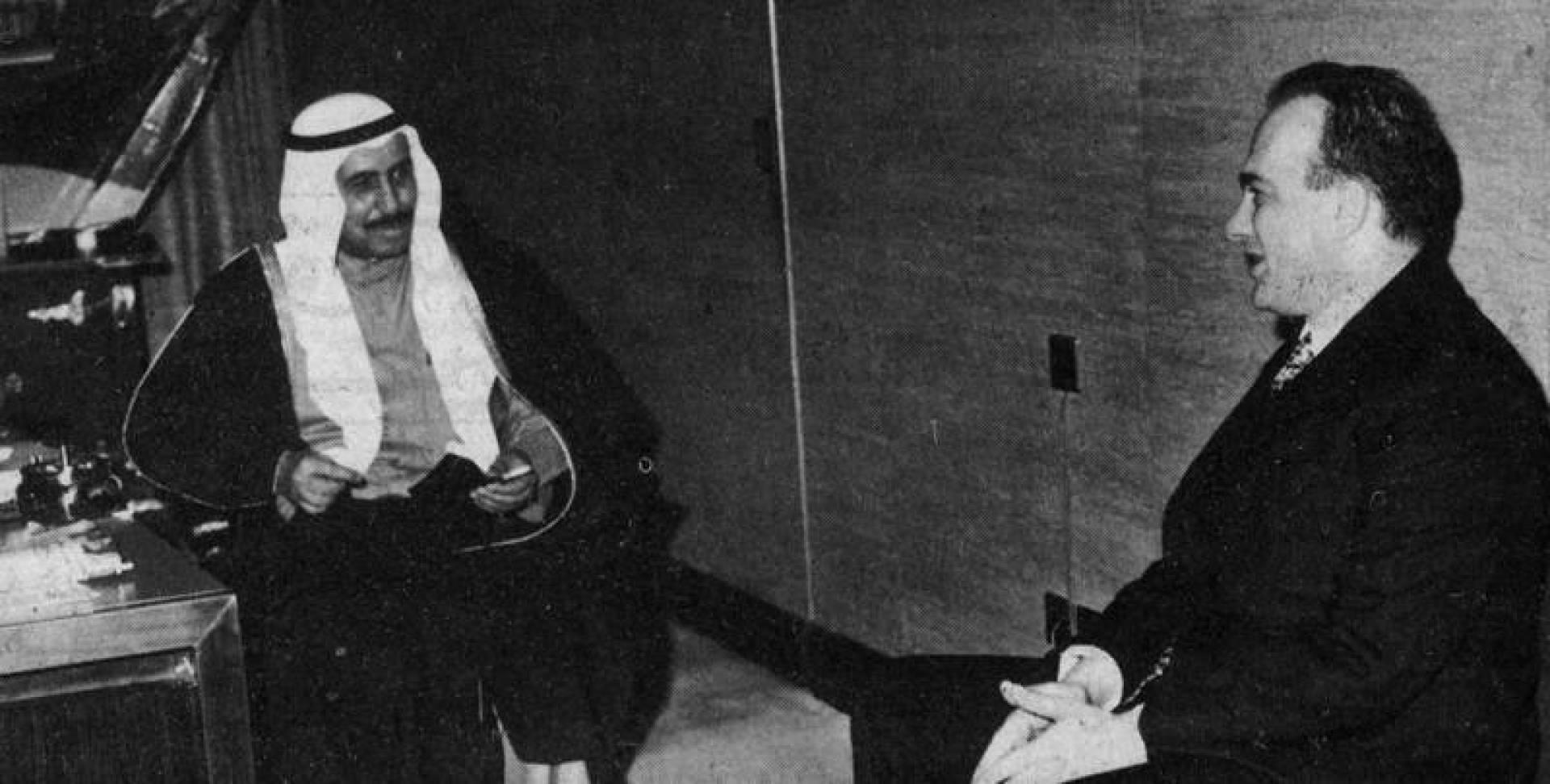 سمو أمير البلاد يستقبل وزير الإعلام اللبناني
