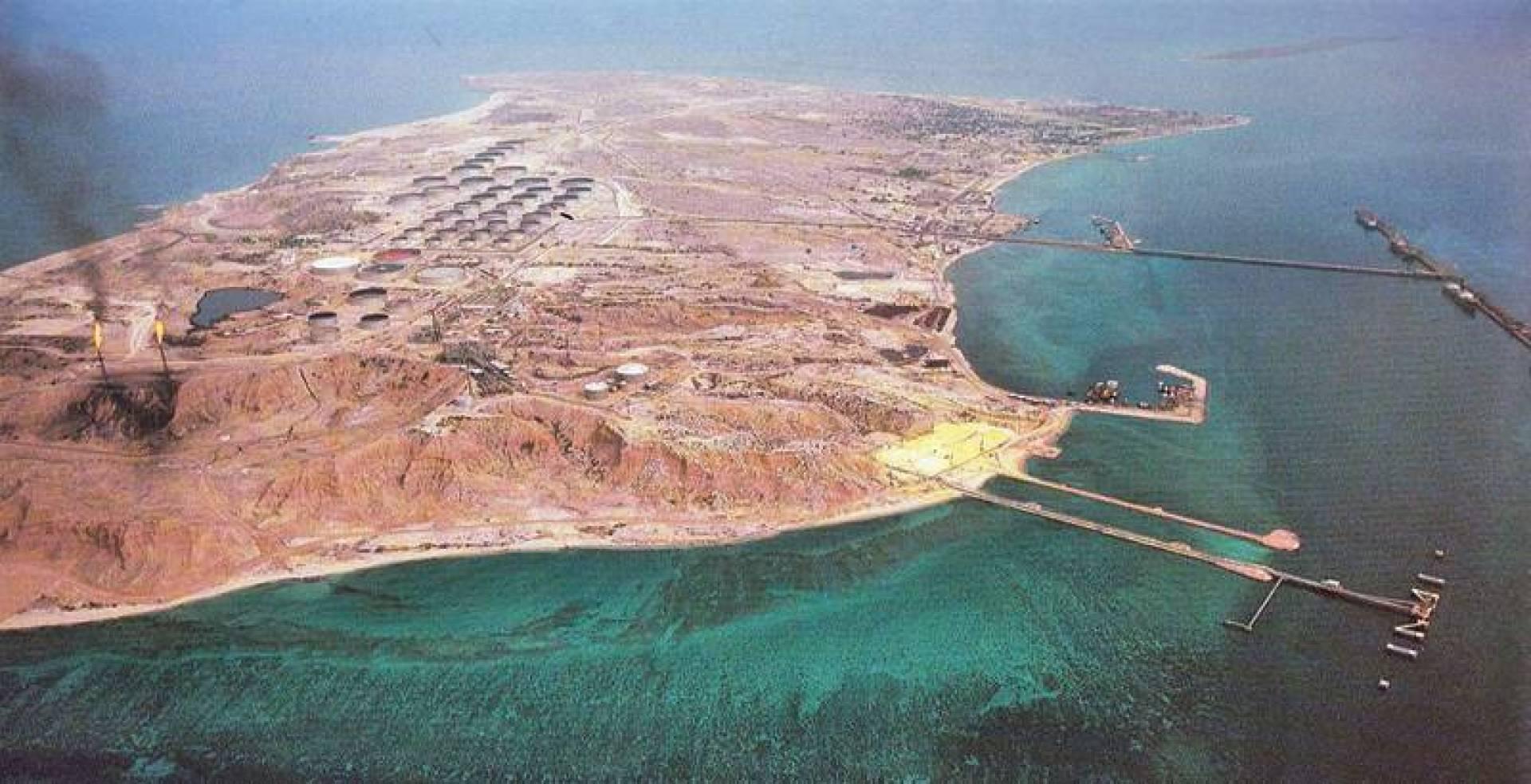 جزيرة خرج