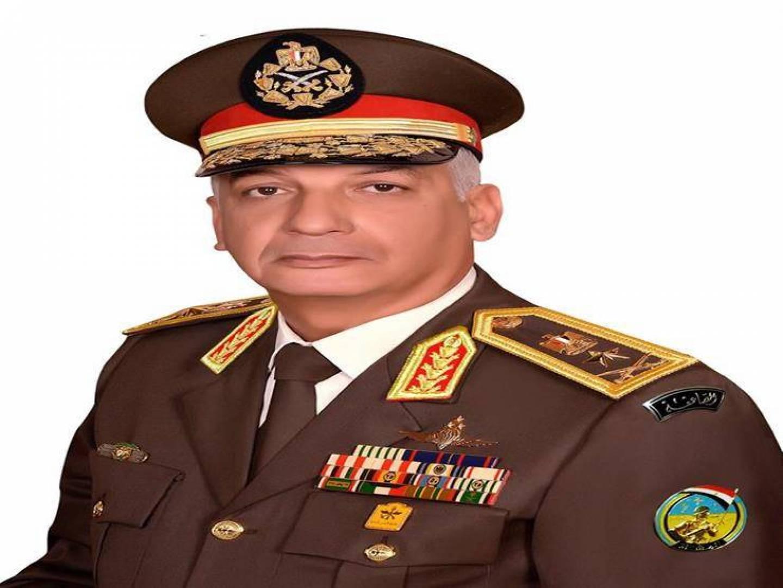 محمد زكي وزير الدفاع المصري