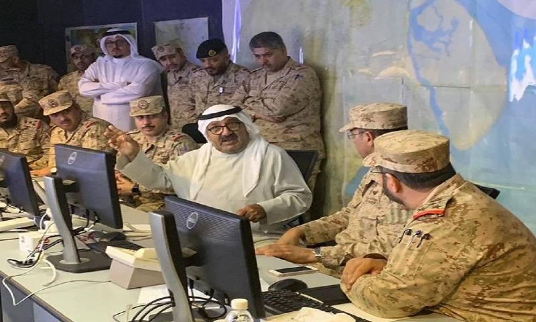 ناصر الصباح: جهوزية تامة لوحدات الجيش